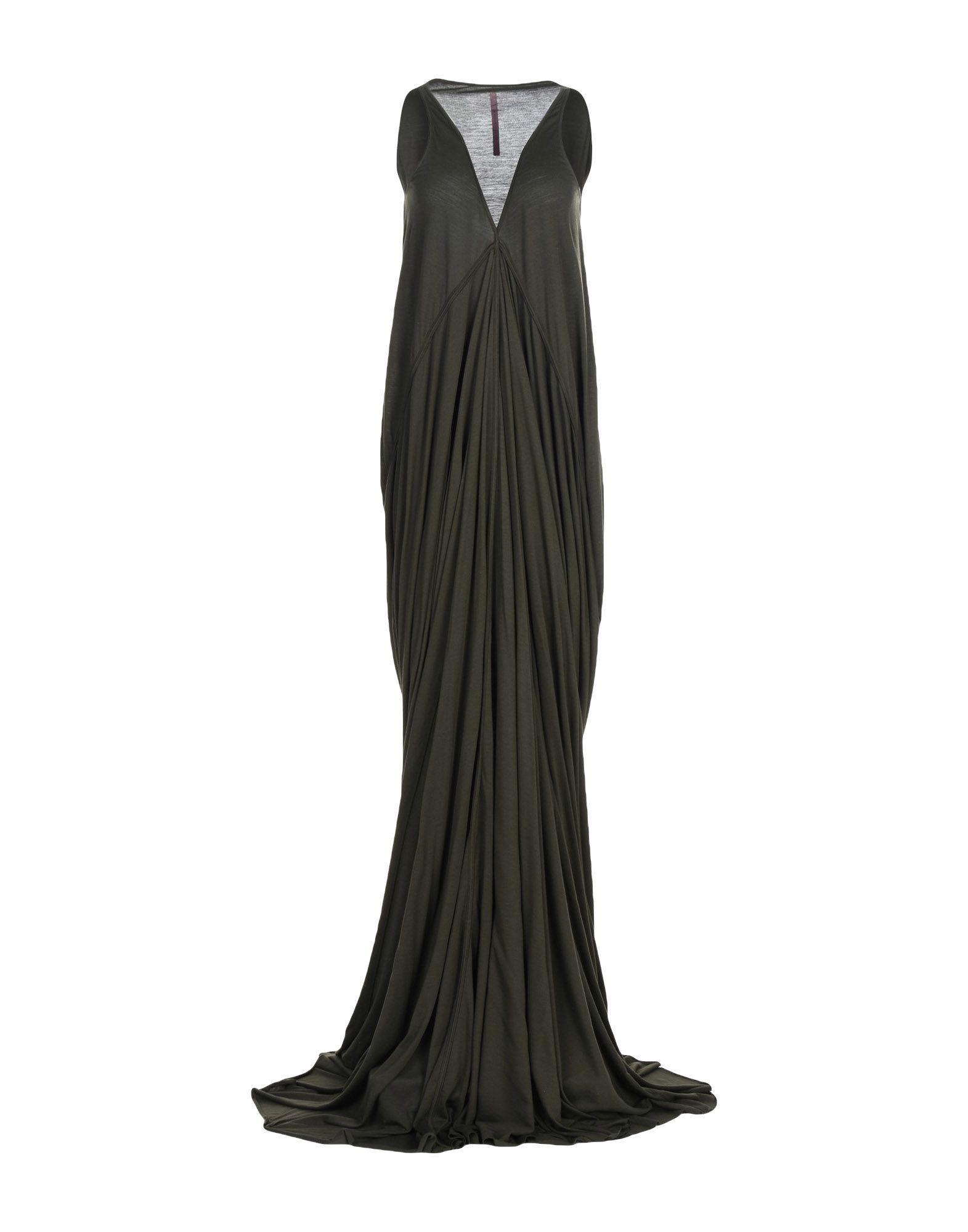 RICK OWENS LILIES Длинное платье недорго, оригинальная цена