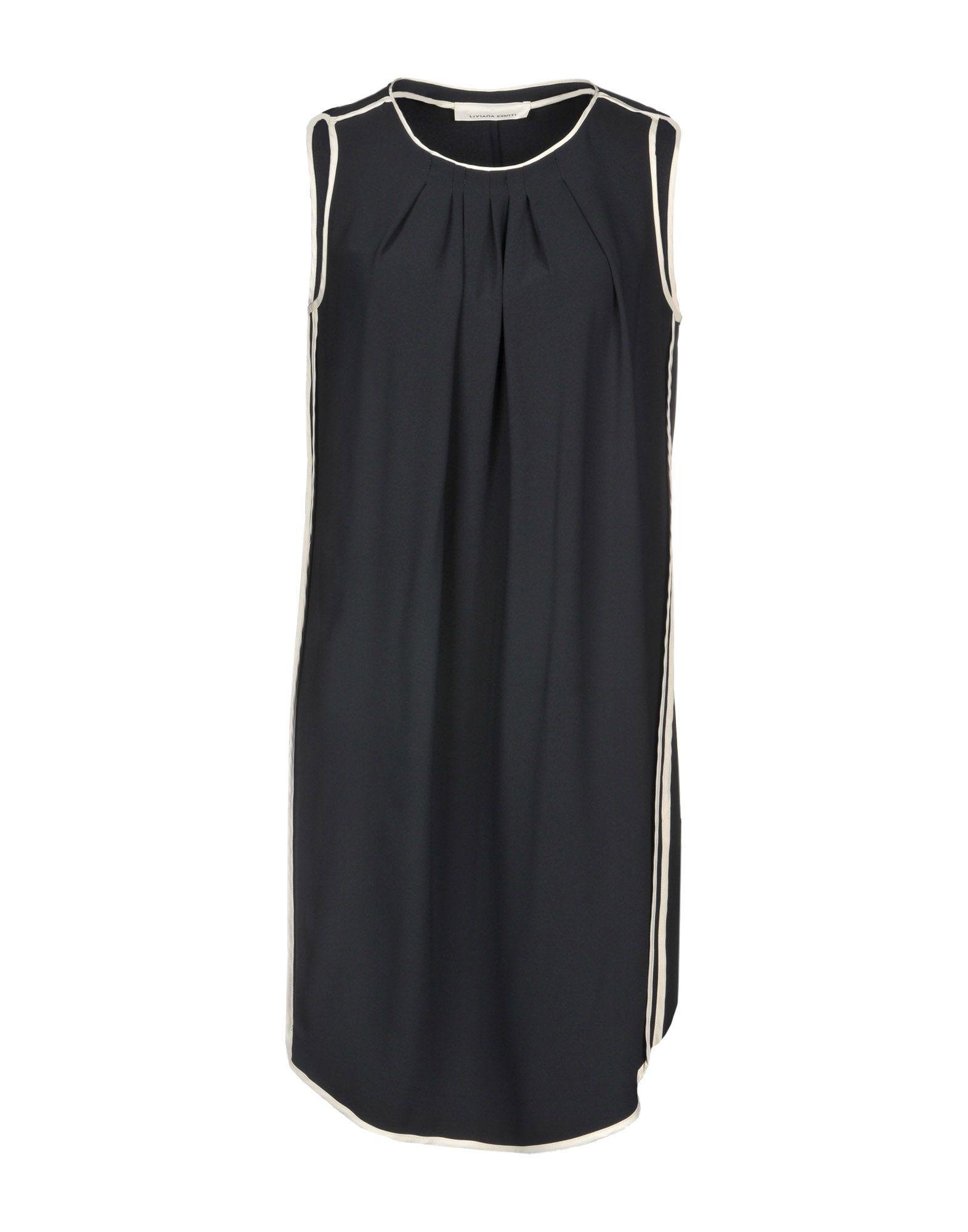 LIVIANA CONTI Короткое платье цена 2017
