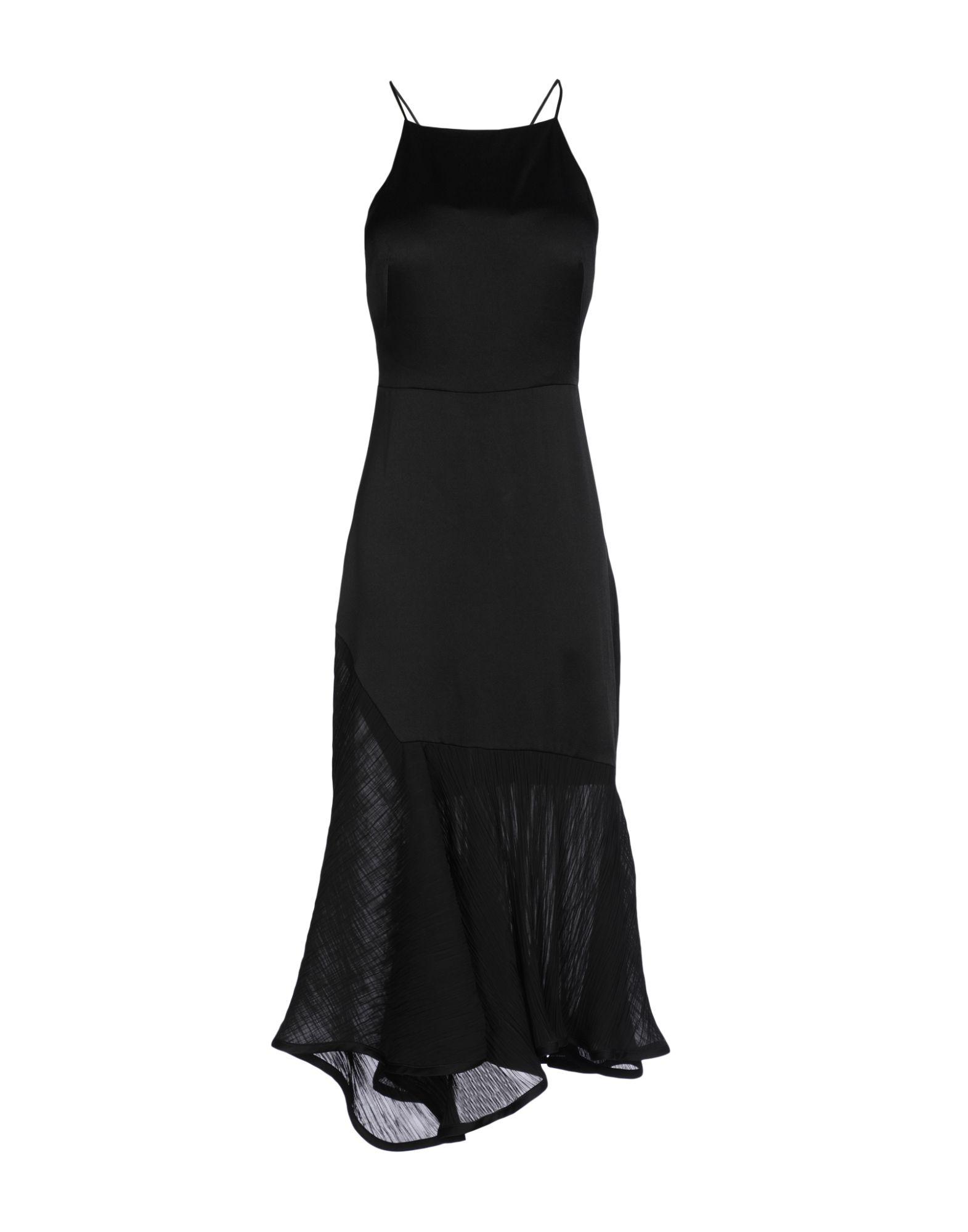 Фото - JASON WU Платье длиной 3/4 jason wu collection юбка длиной 3 4