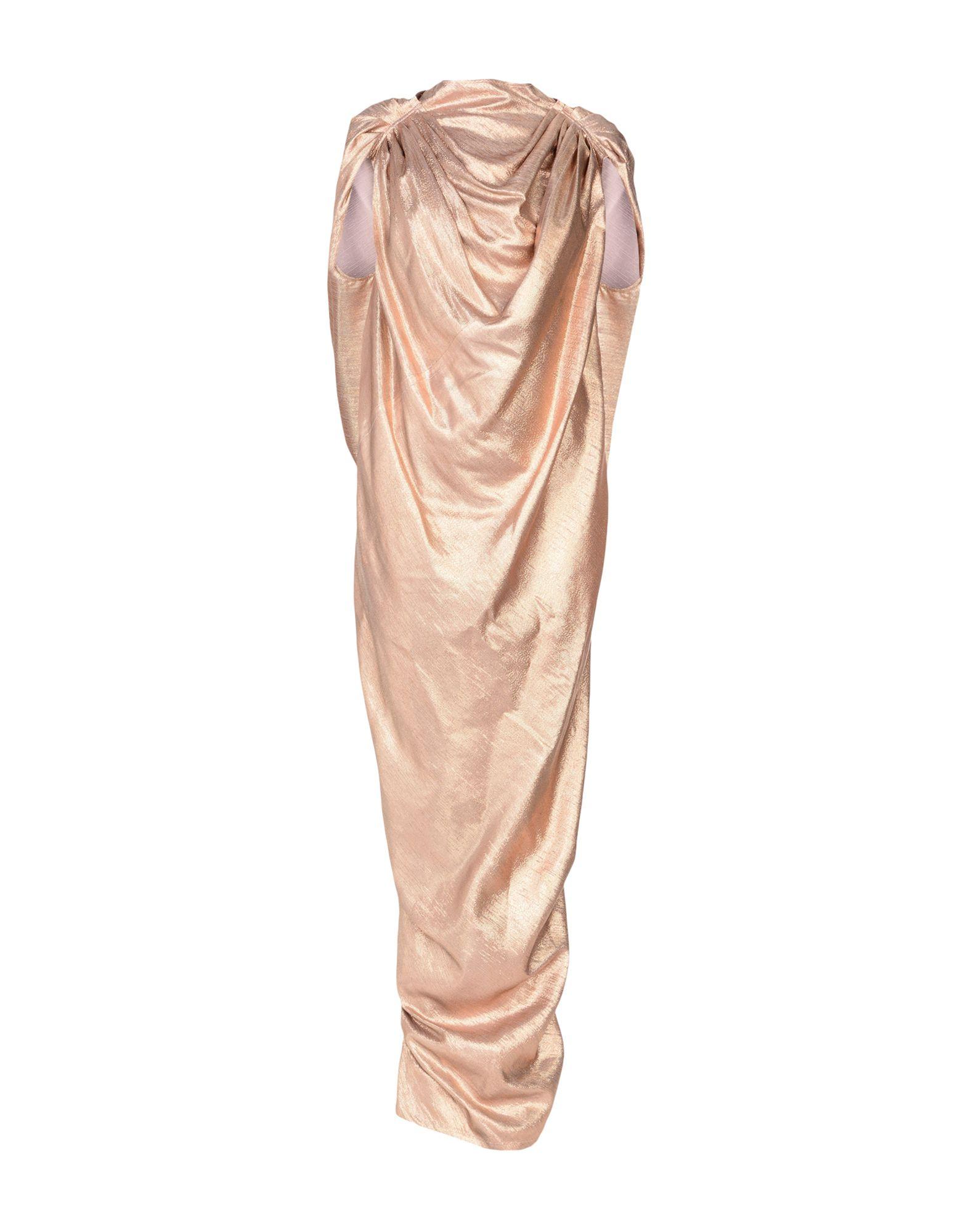 RICK OWENS Длинное платье