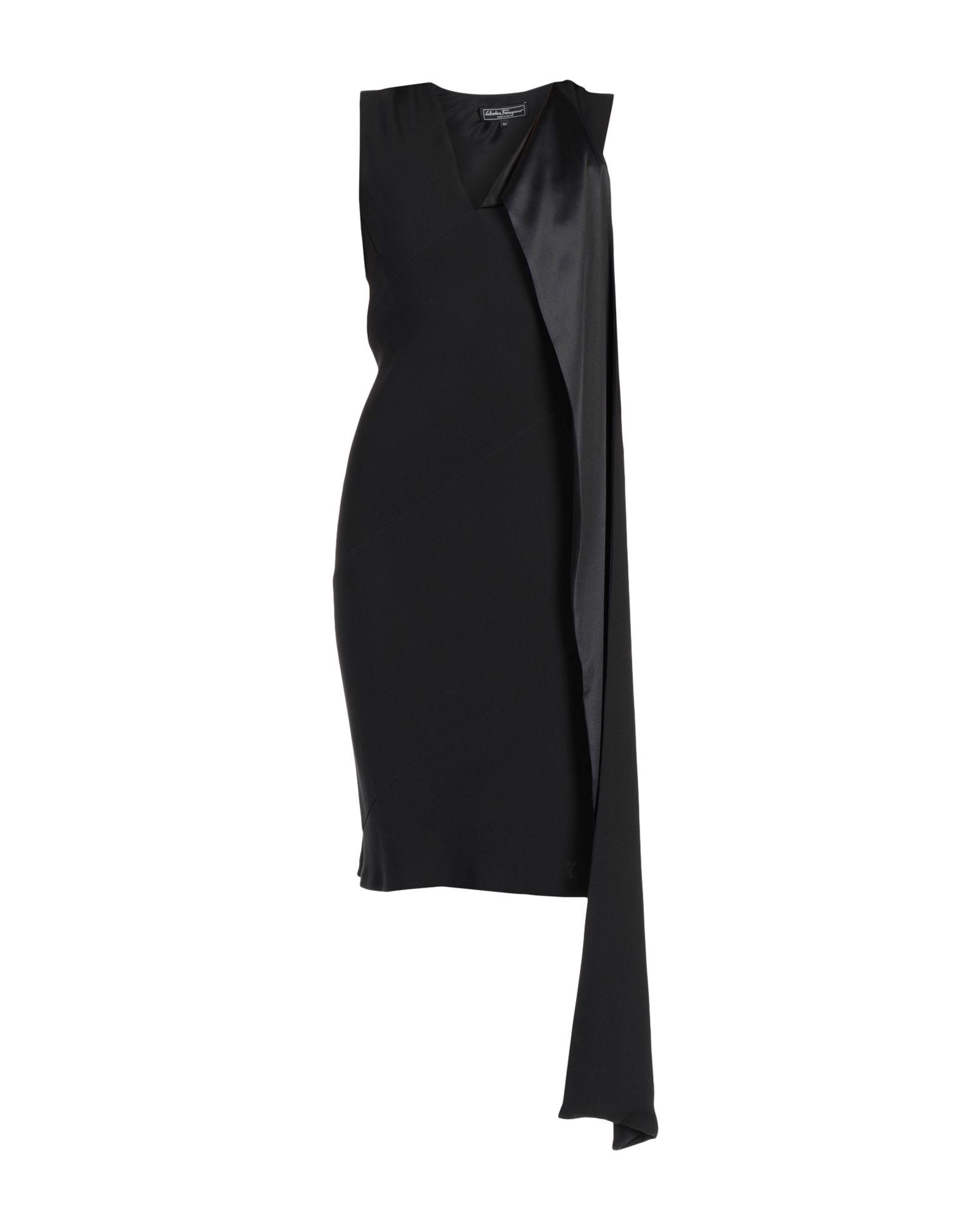 купить SALVATORE FERRAGAMO Платье до колена по цене 52000 рублей