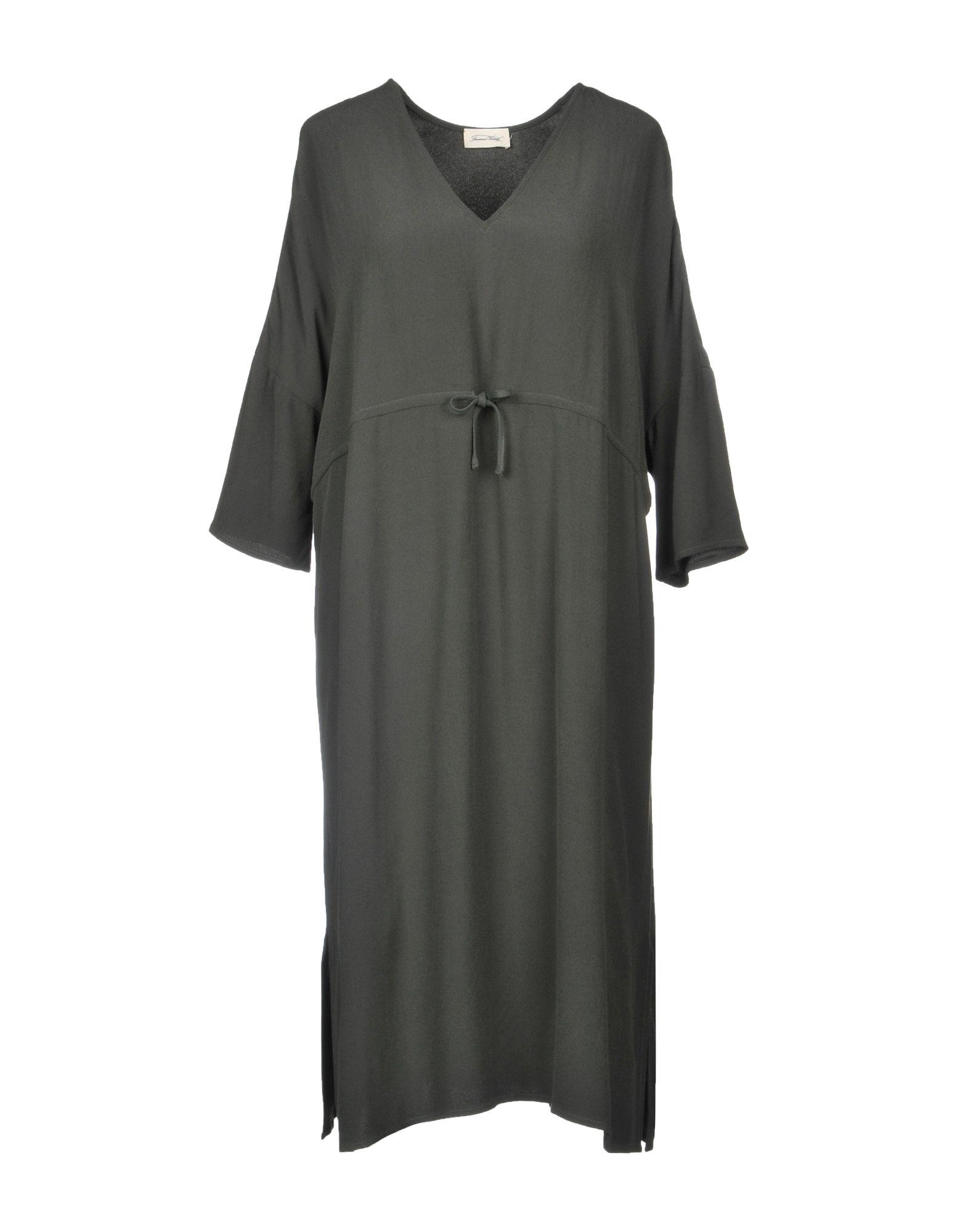 где купить AMERICAN VINTAGE Платье до колена по лучшей цене
