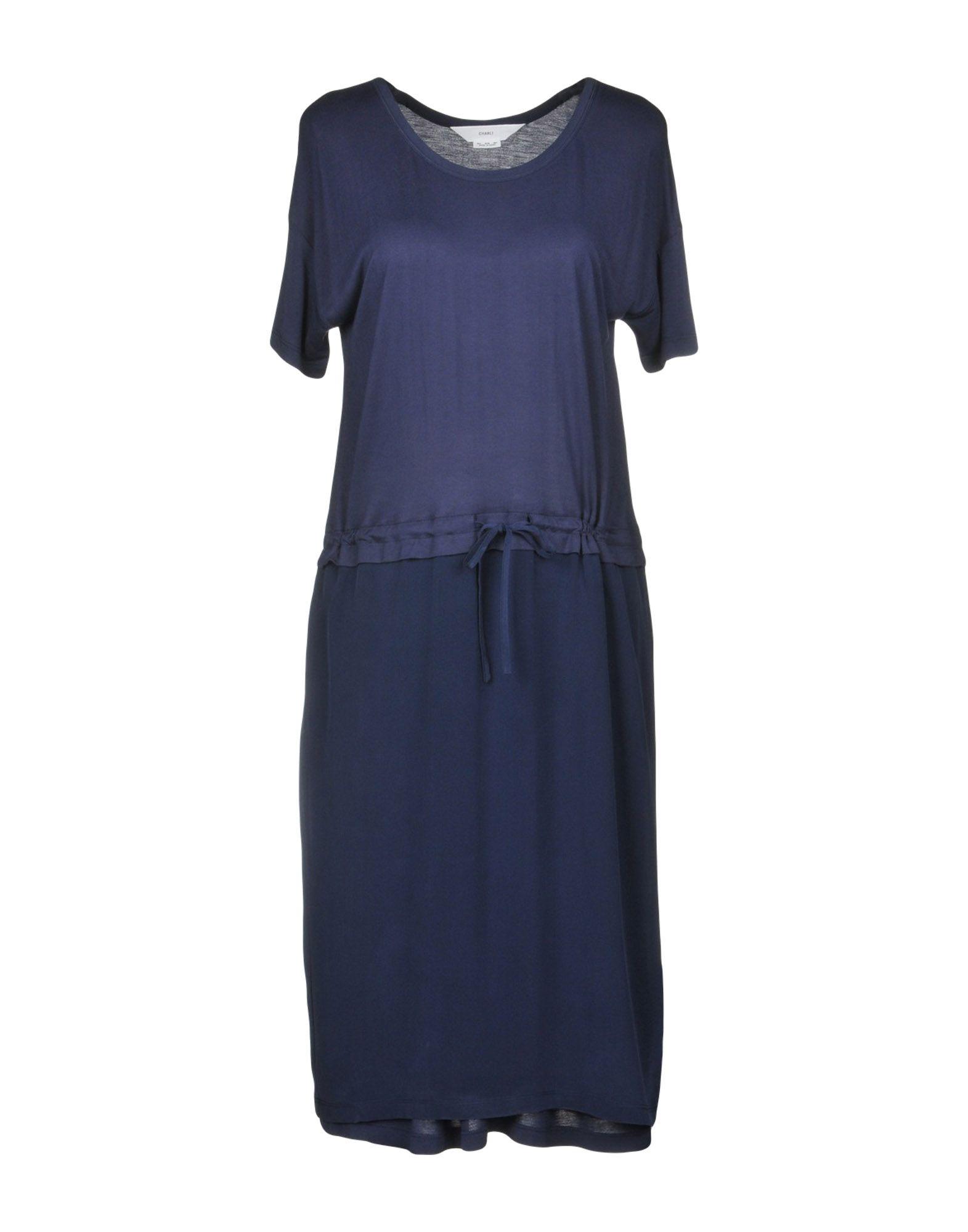 CHARLI Платье до колена цена 2017