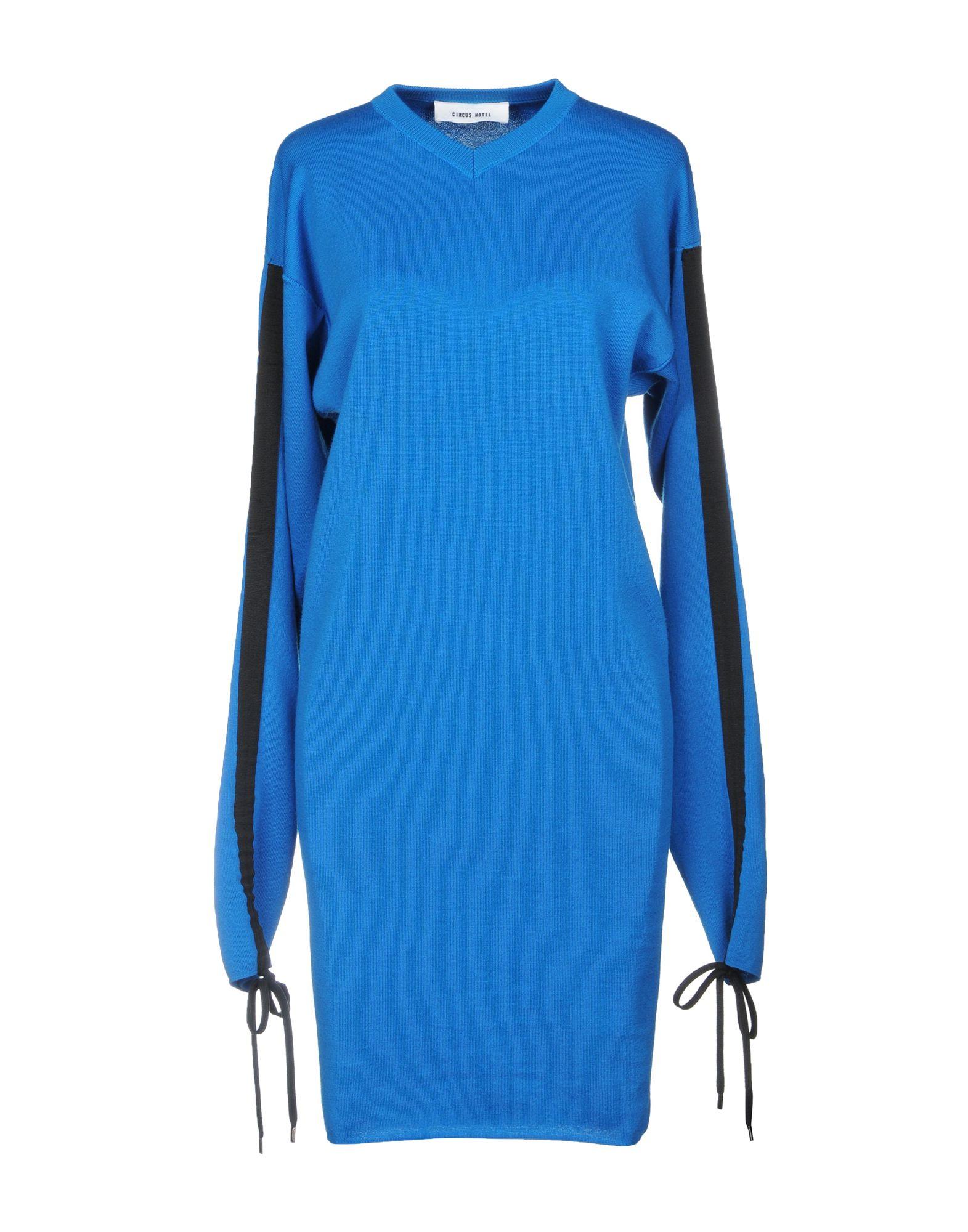 CIRCUS HOTEL Короткое платье цена 2017