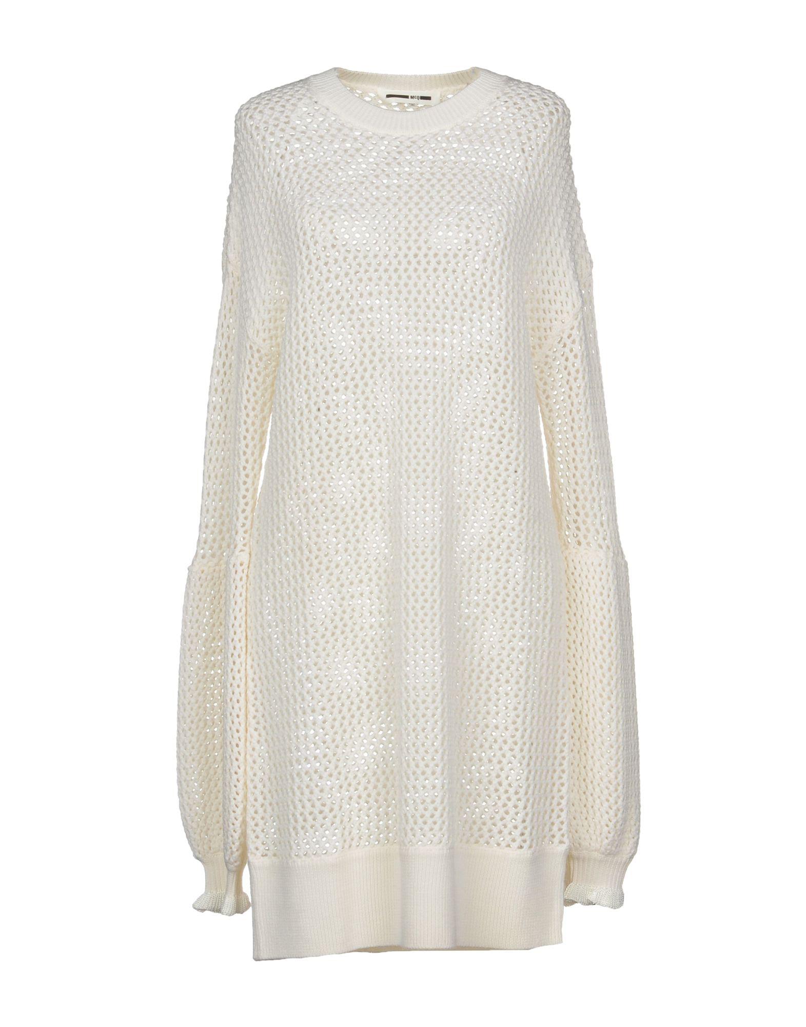 McQ Alexander McQueen Короткое платье achillea короткое платье