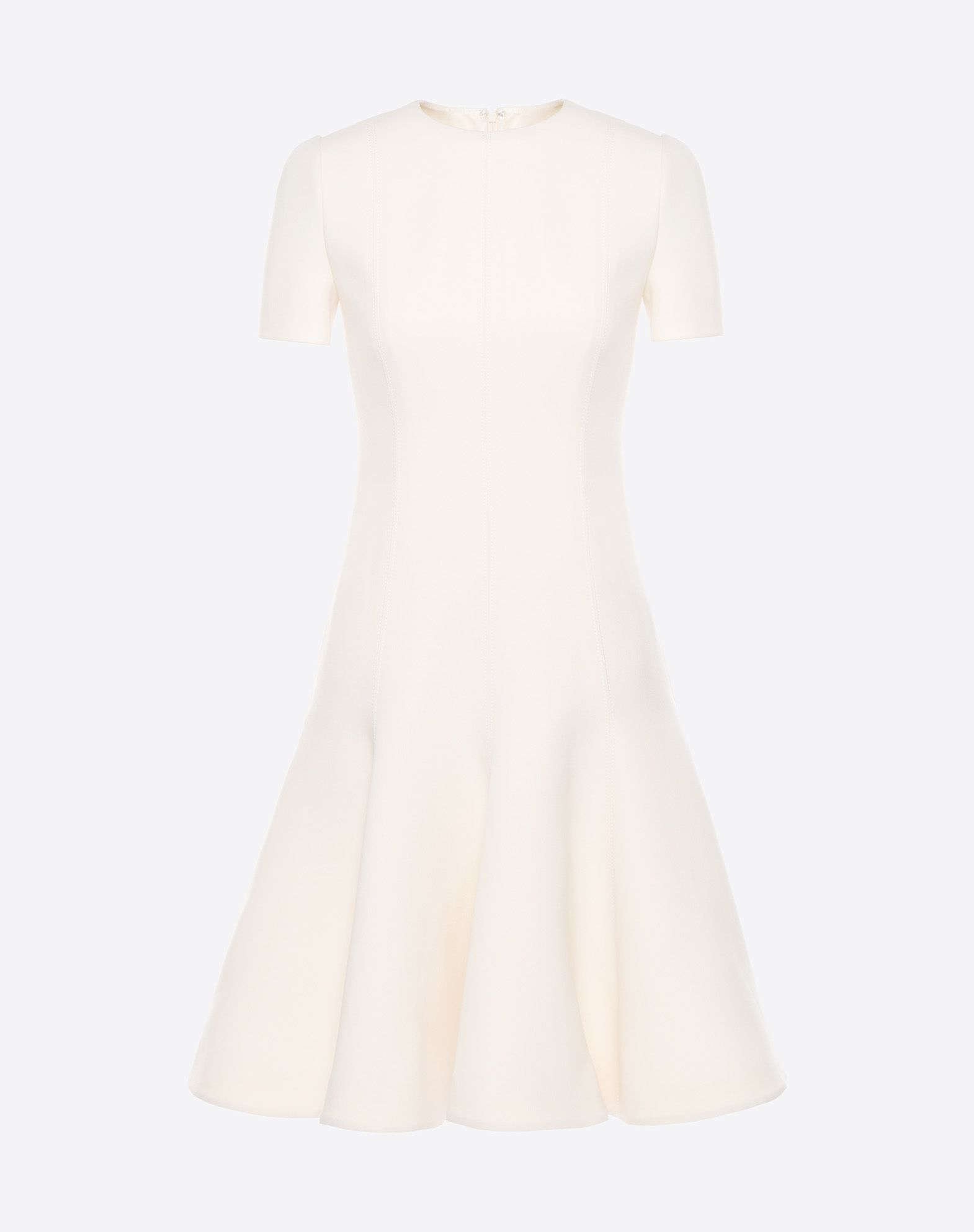 Crepe Couture Dress
