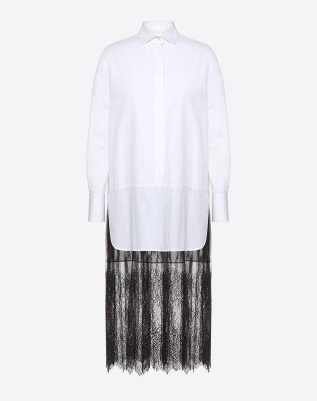 VLTN shirt dress