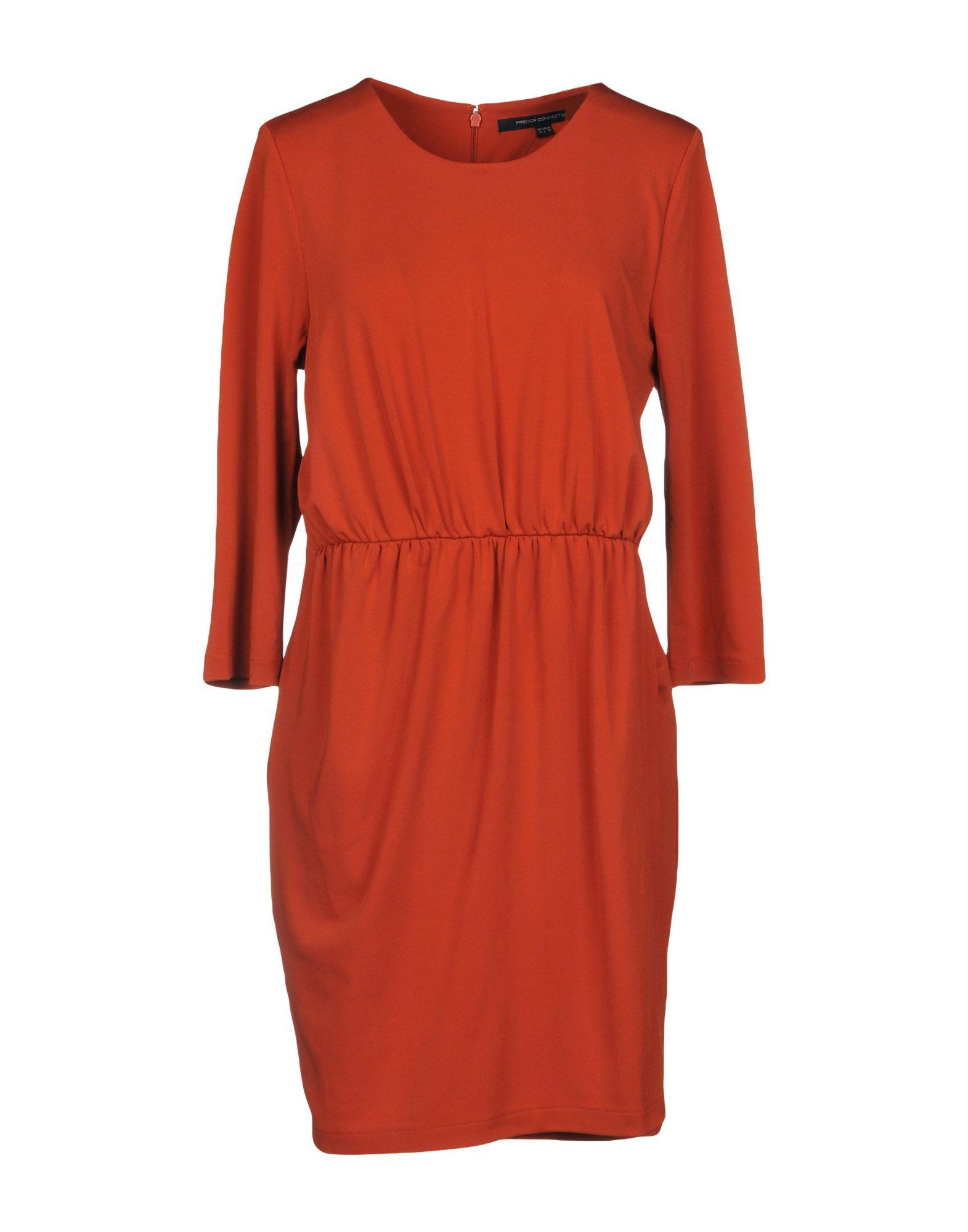 FRENCH CONNECTION Короткое платье цена 2017