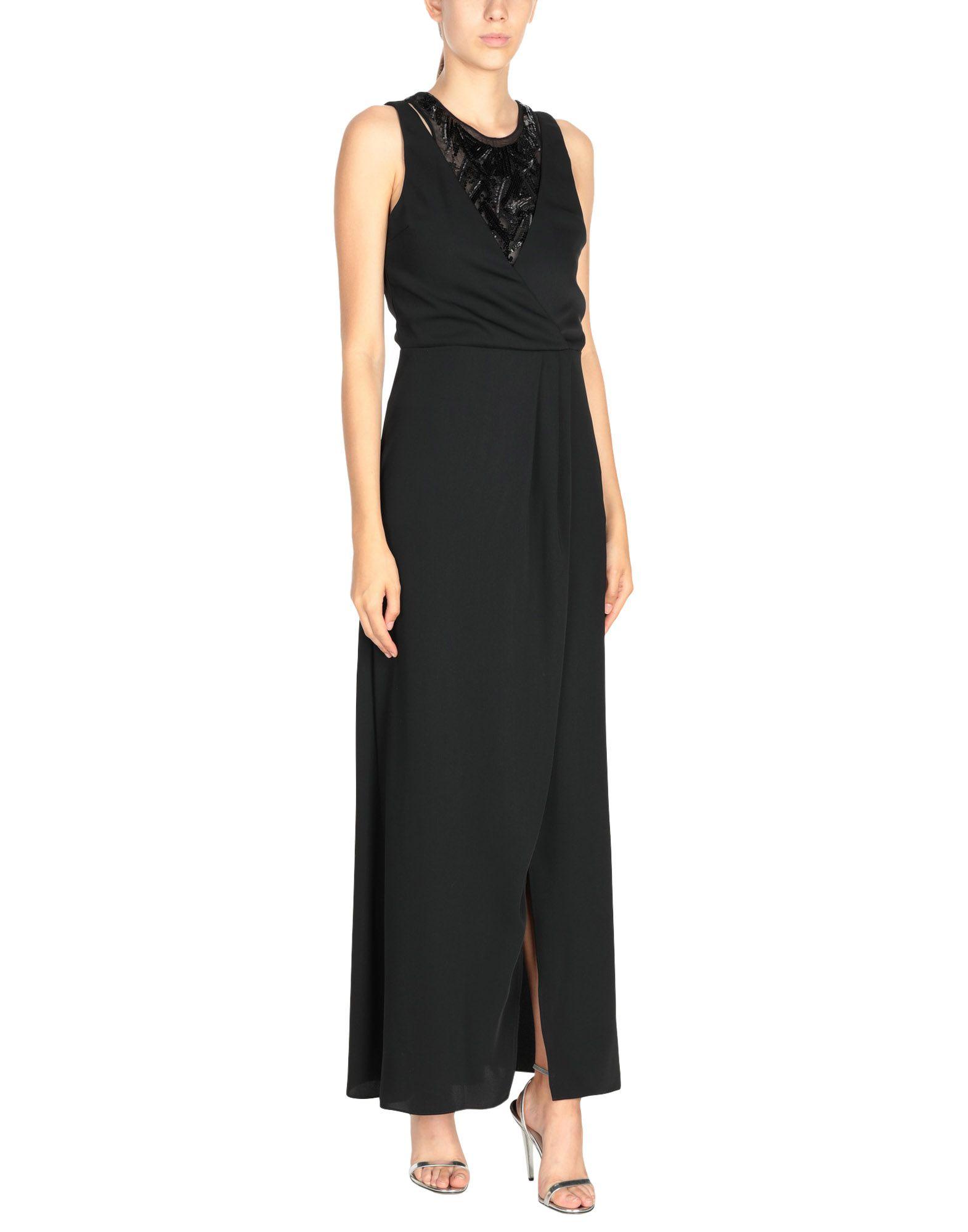 PATRIZIA PEPE SERA Длинное платье