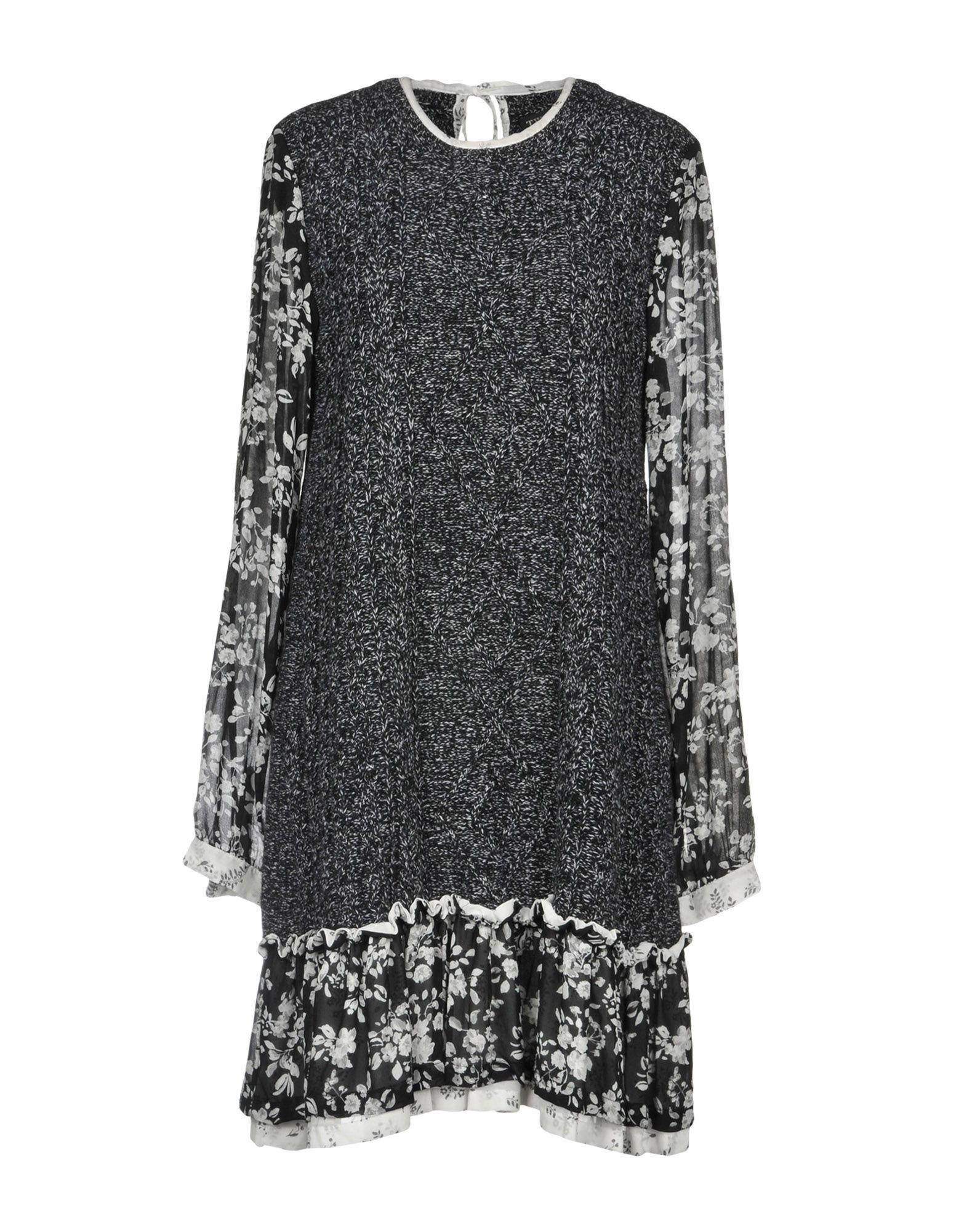 TWINSET Короткое платье цена в Москве и Питере
