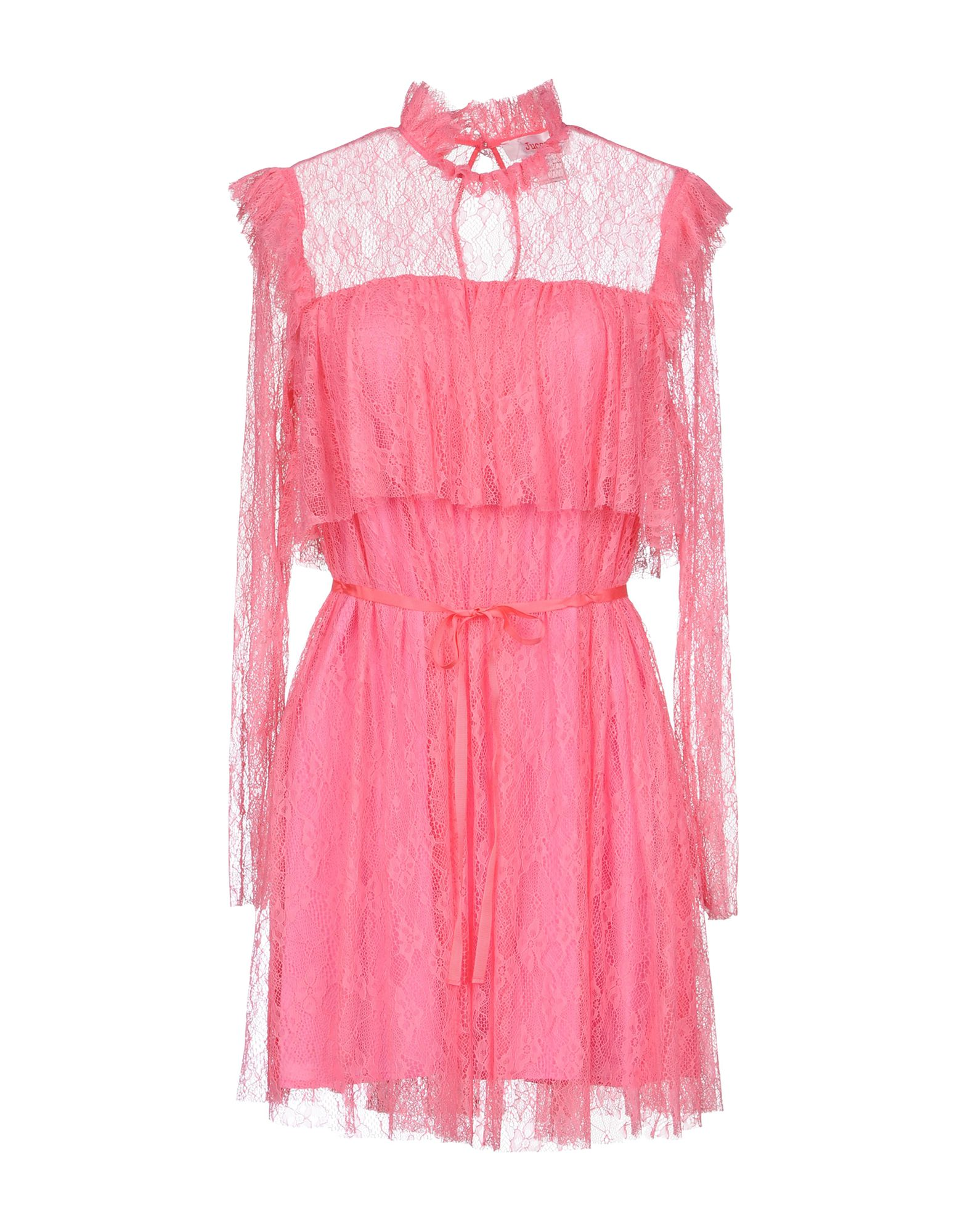 JUCCA Short Dress in Pink