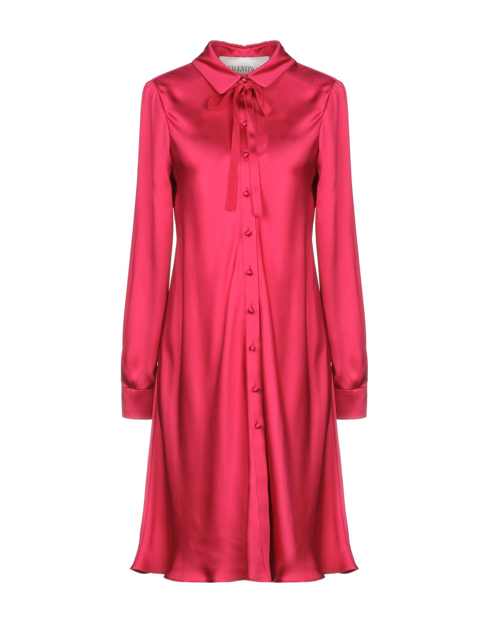 VALENTINO Платье до колена цена 2017