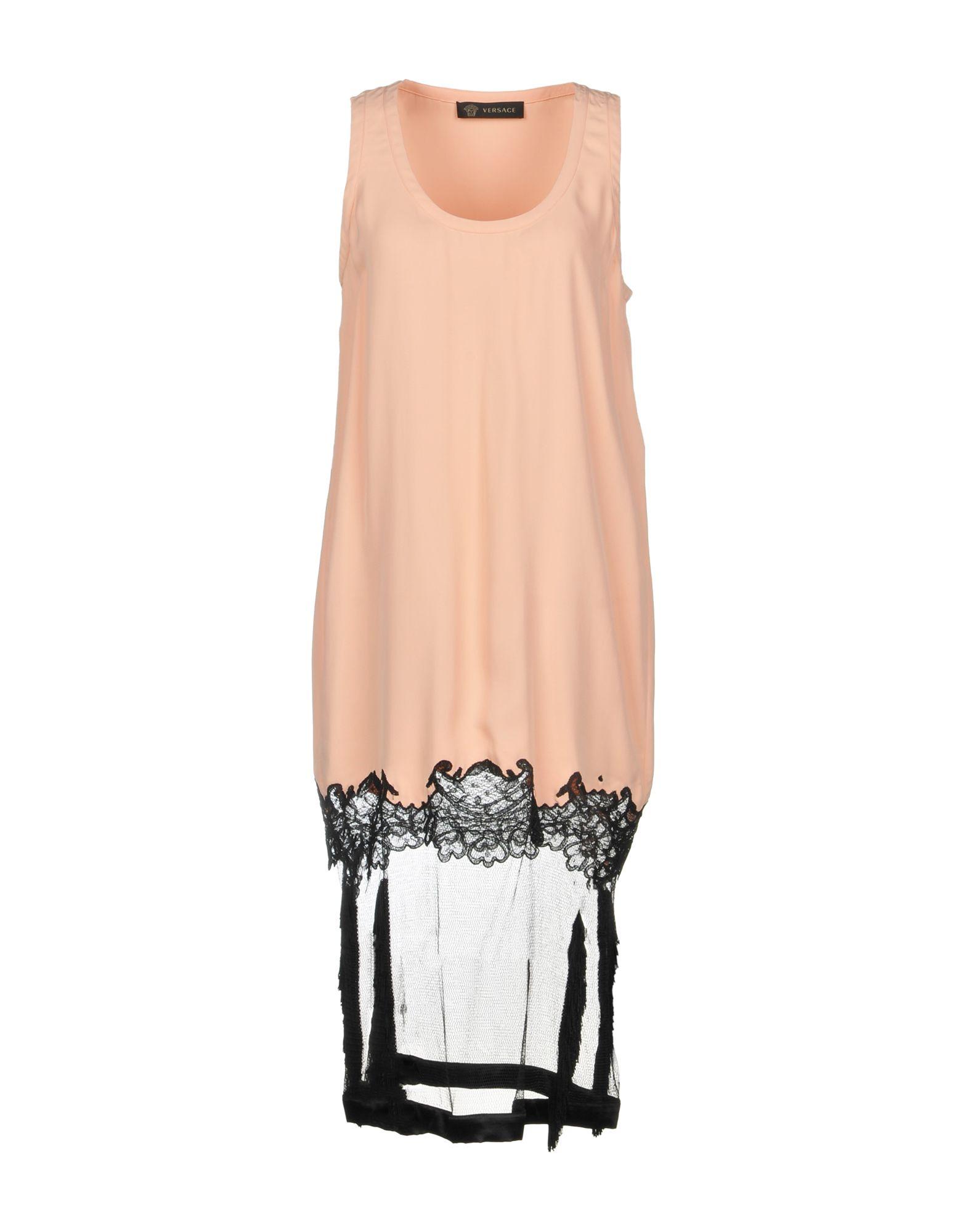 VERSACE Платье до колена