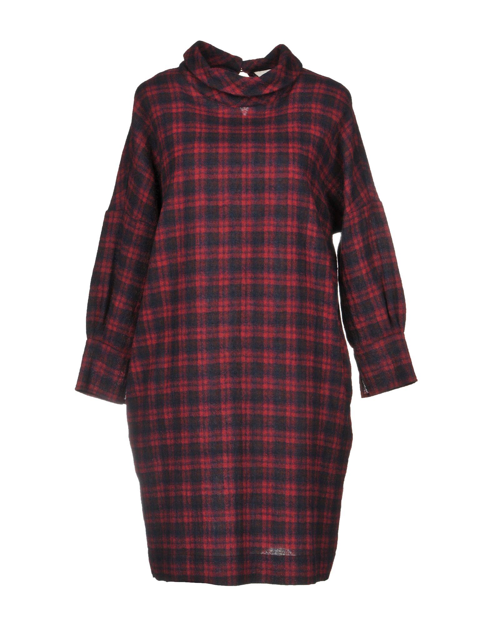 XACUS Короткое платье achillea короткое платье