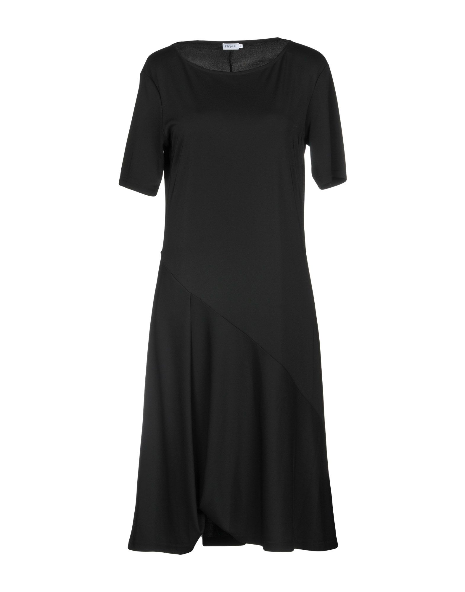 FILIPPA K Knee-Length Dress in Black