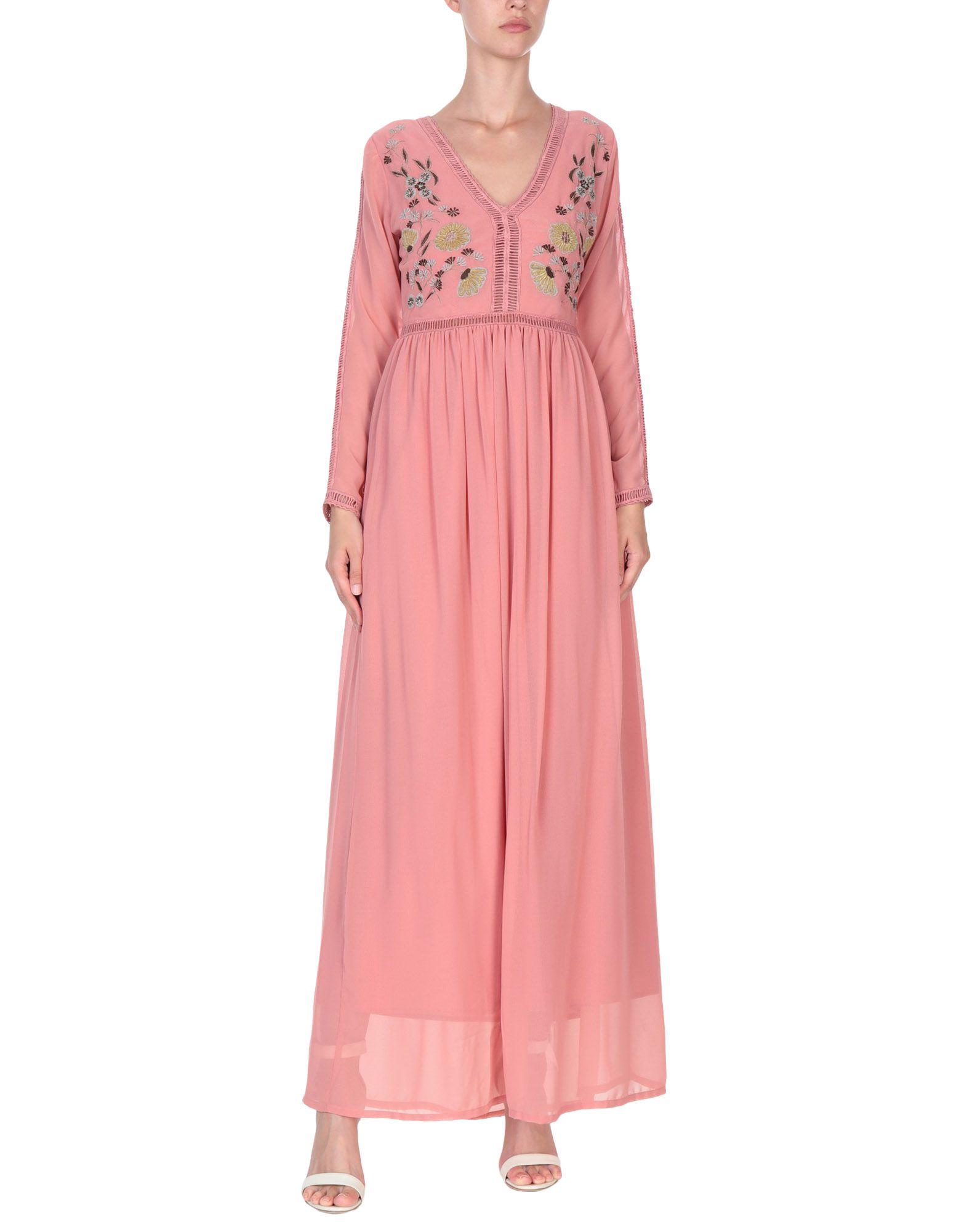 GLAMOROUS Длинное платье платье glamorous ck4723 blue grey