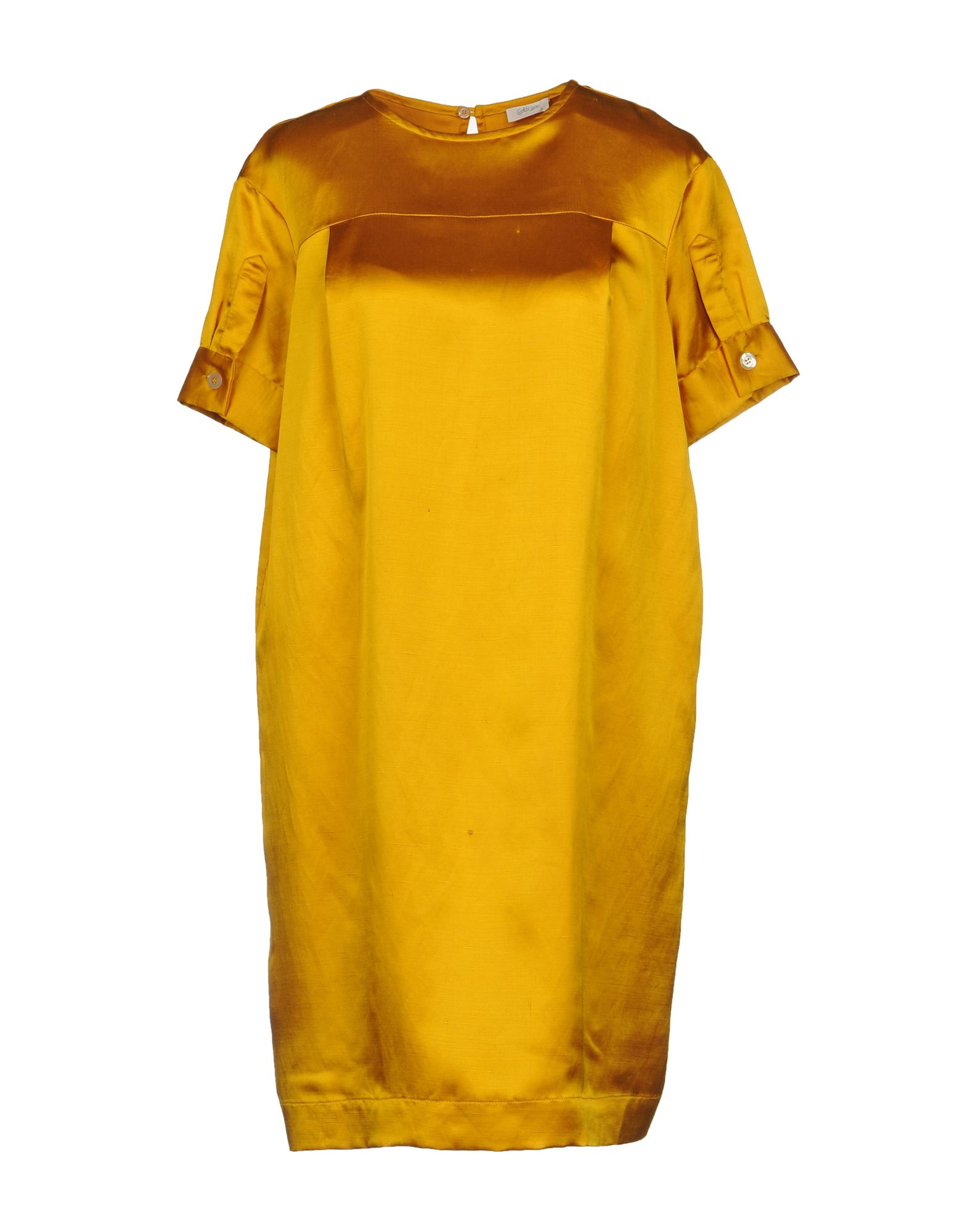 Фото - GOLD CASE Короткое платье gold case платье до колена