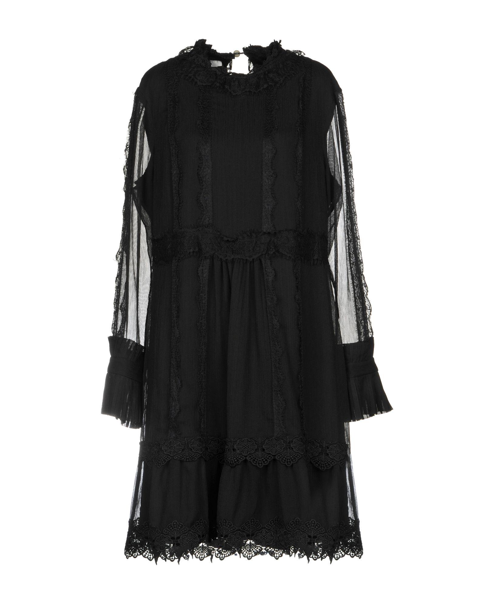 EDWARD ACHOUR | EDWARD ACHOUR Short dresses | Goxip