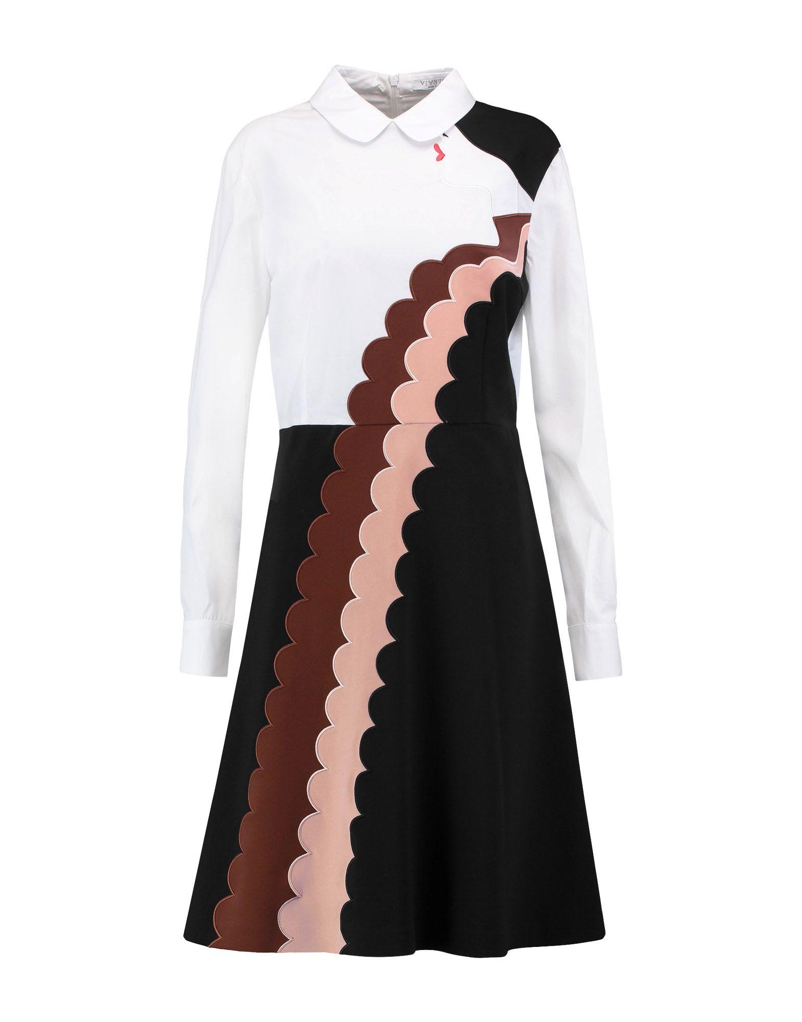 VIVETTA Платье до колена vivetta платье до колена