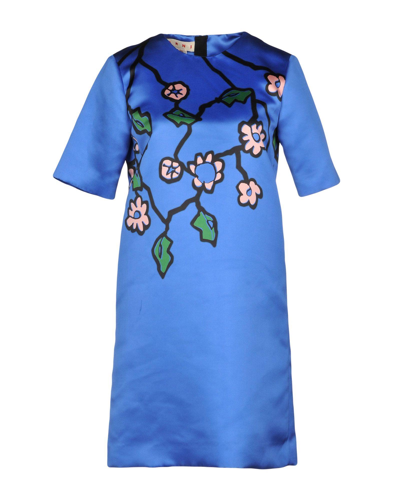 MARNI Короткое платье achillea короткое платье