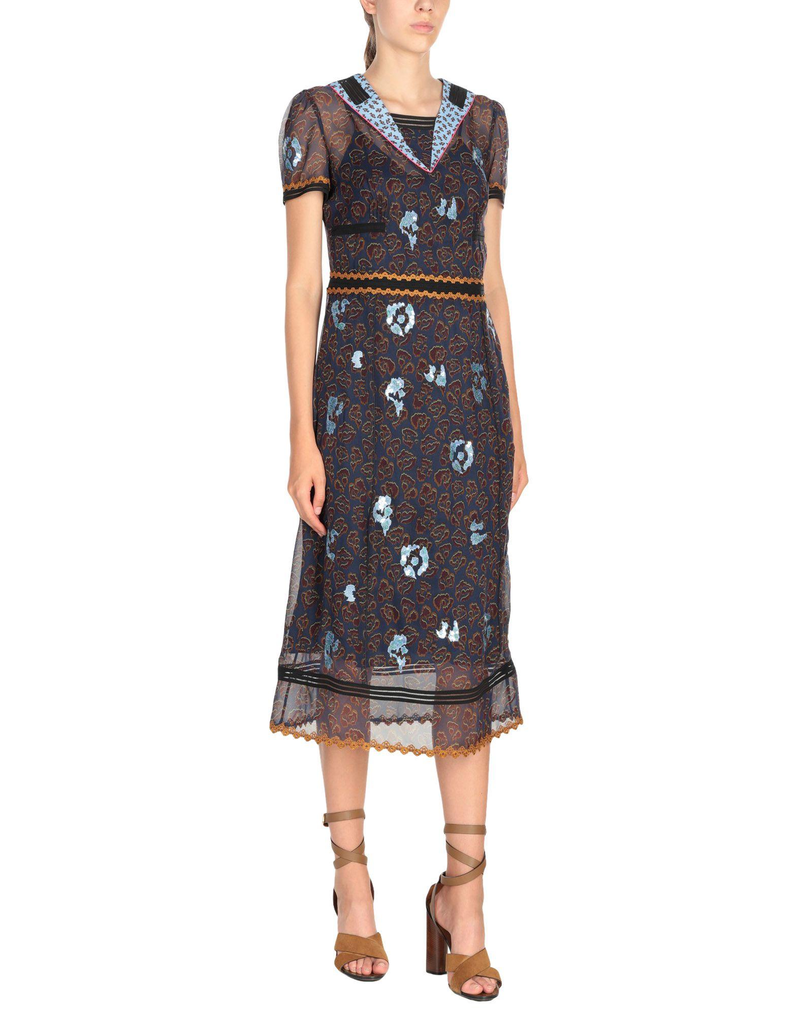 COACH Платье длиной 3/4