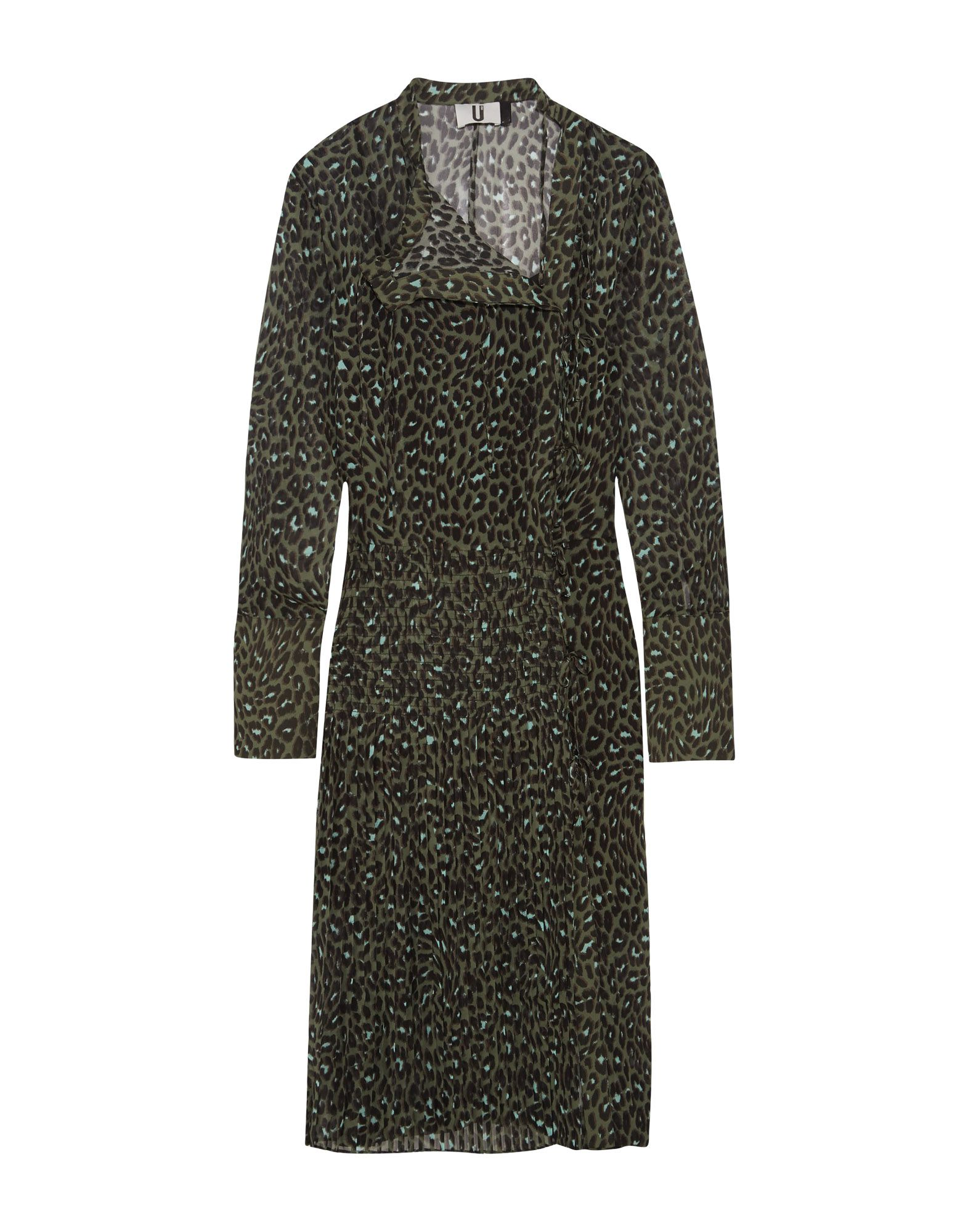 UNIQUE Платье до колена цена 2017