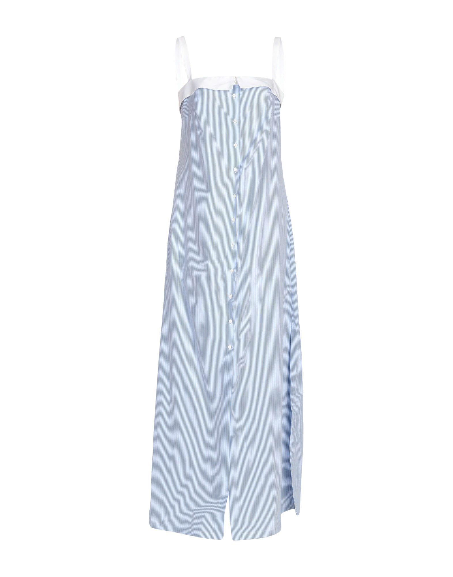 SARA ROKA Длинное платье sara roka pубашка