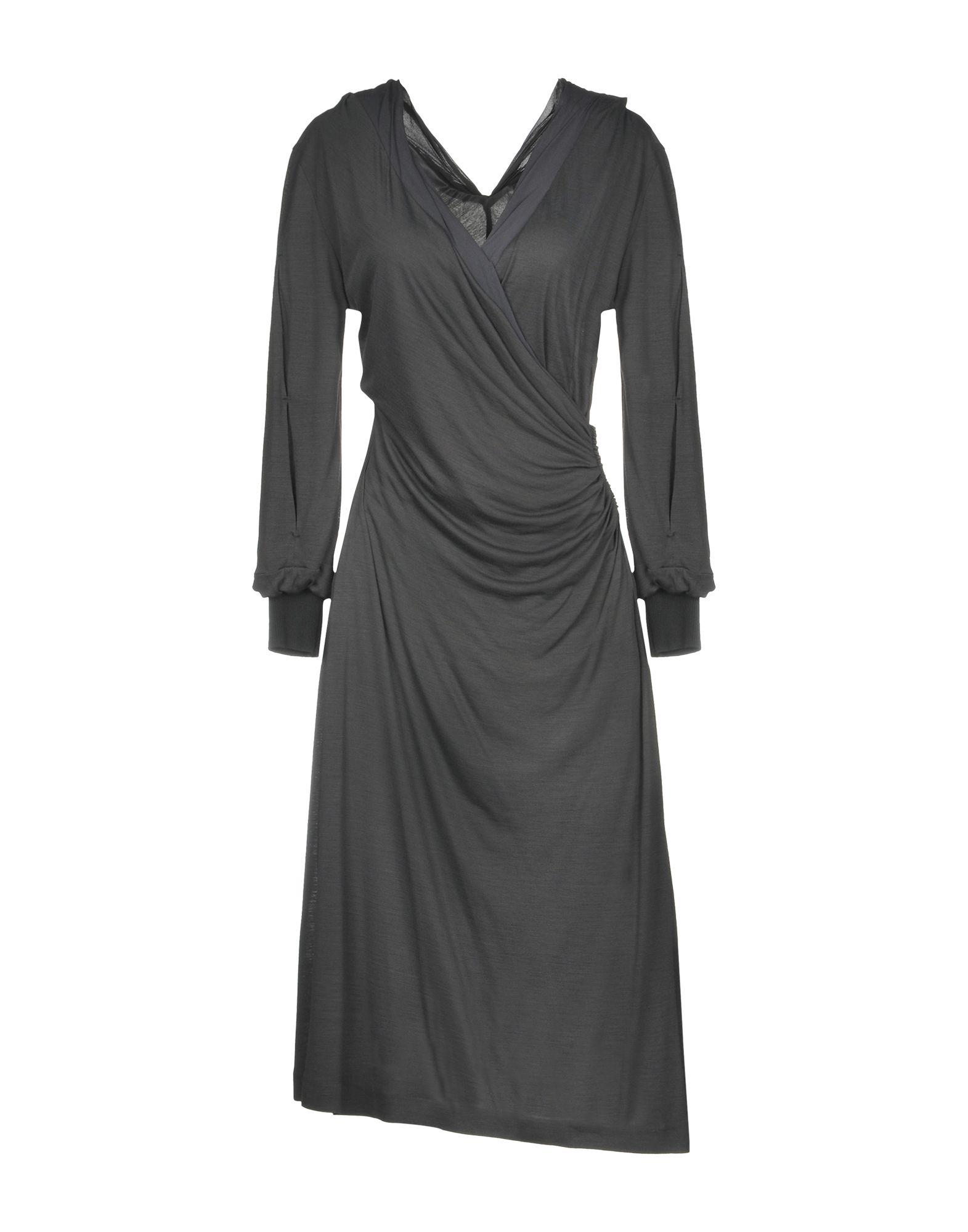 COSTUME NATIONAL Платье до колена