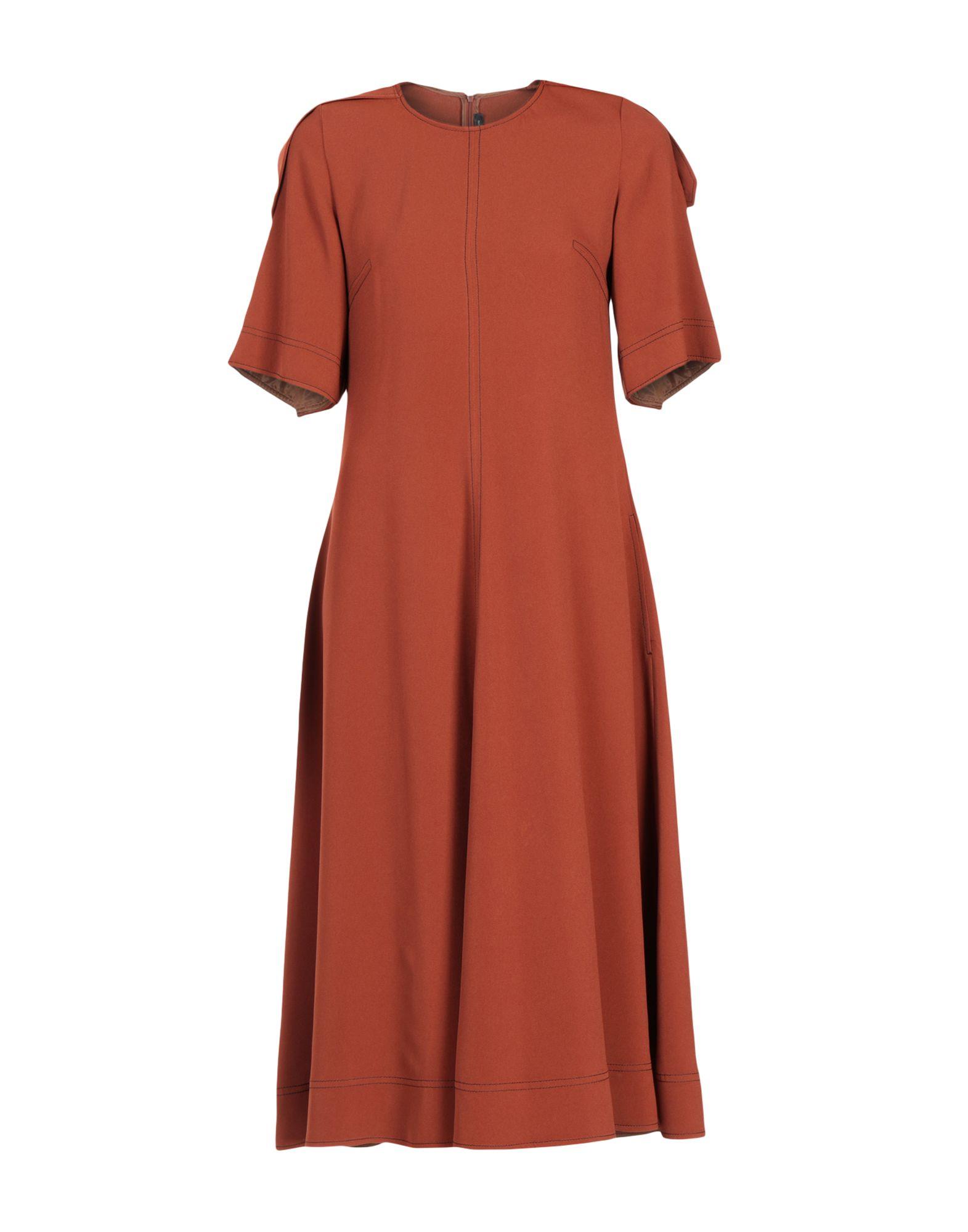JOSEPH Платье длиной 3/4 joseph платье длиной 3 4