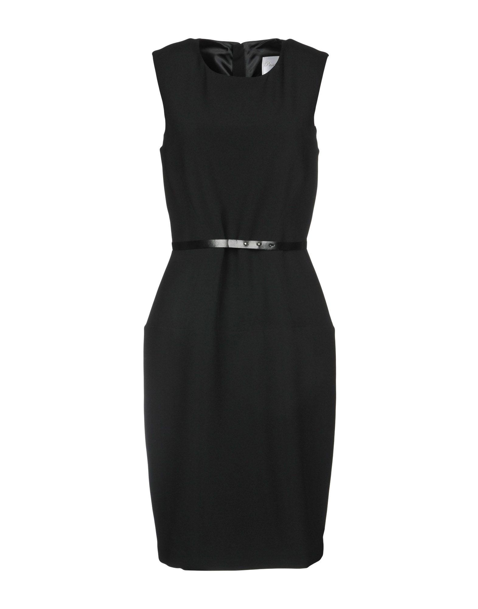 PASSEPARTOUT DRESS by ELISABETTA FRANCHI CELYN b. Платье до колена пуловер quelle b c best connections by heine 137654