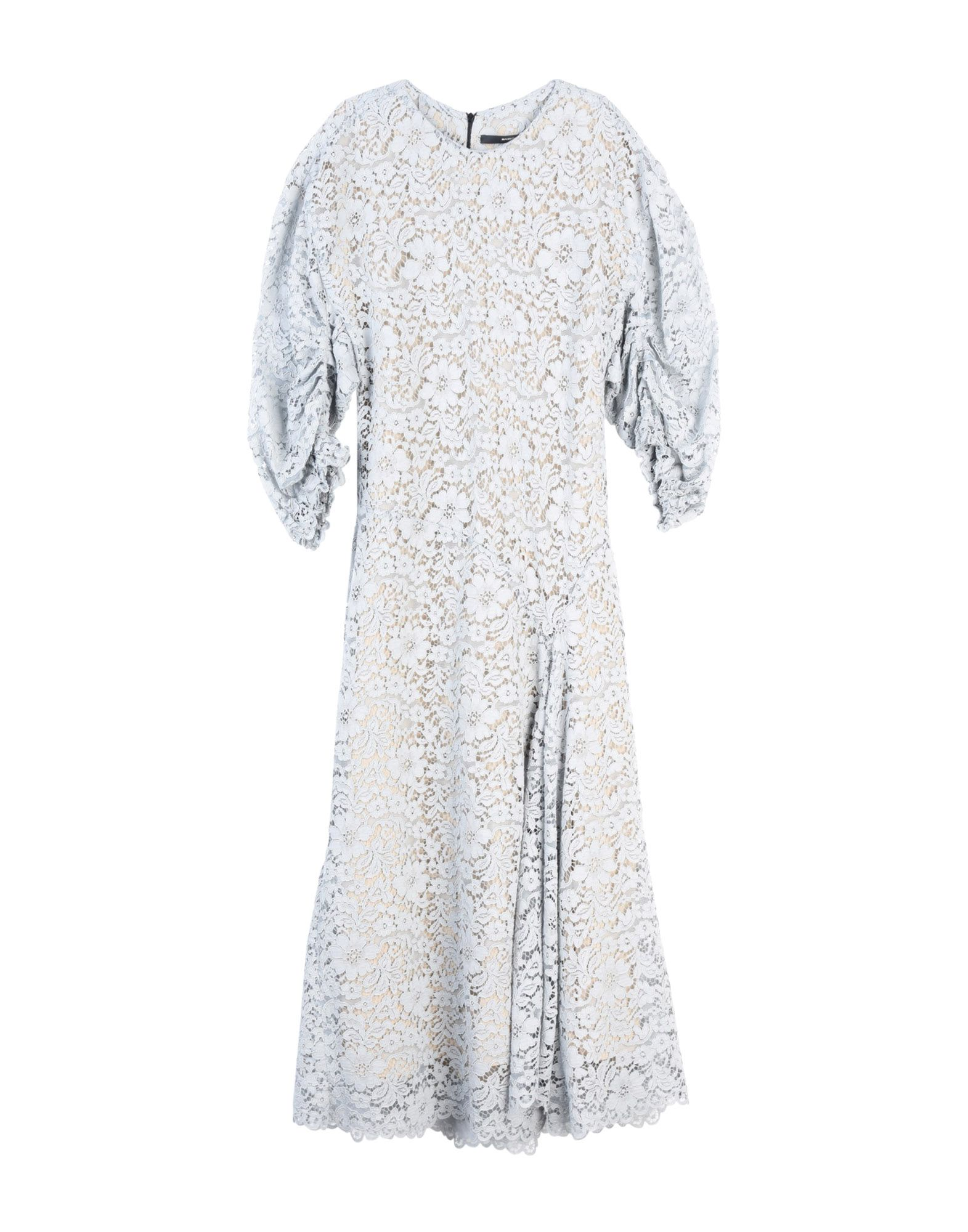 MAURIZIO PECORARO Платье длиной 3/4 цена 2017