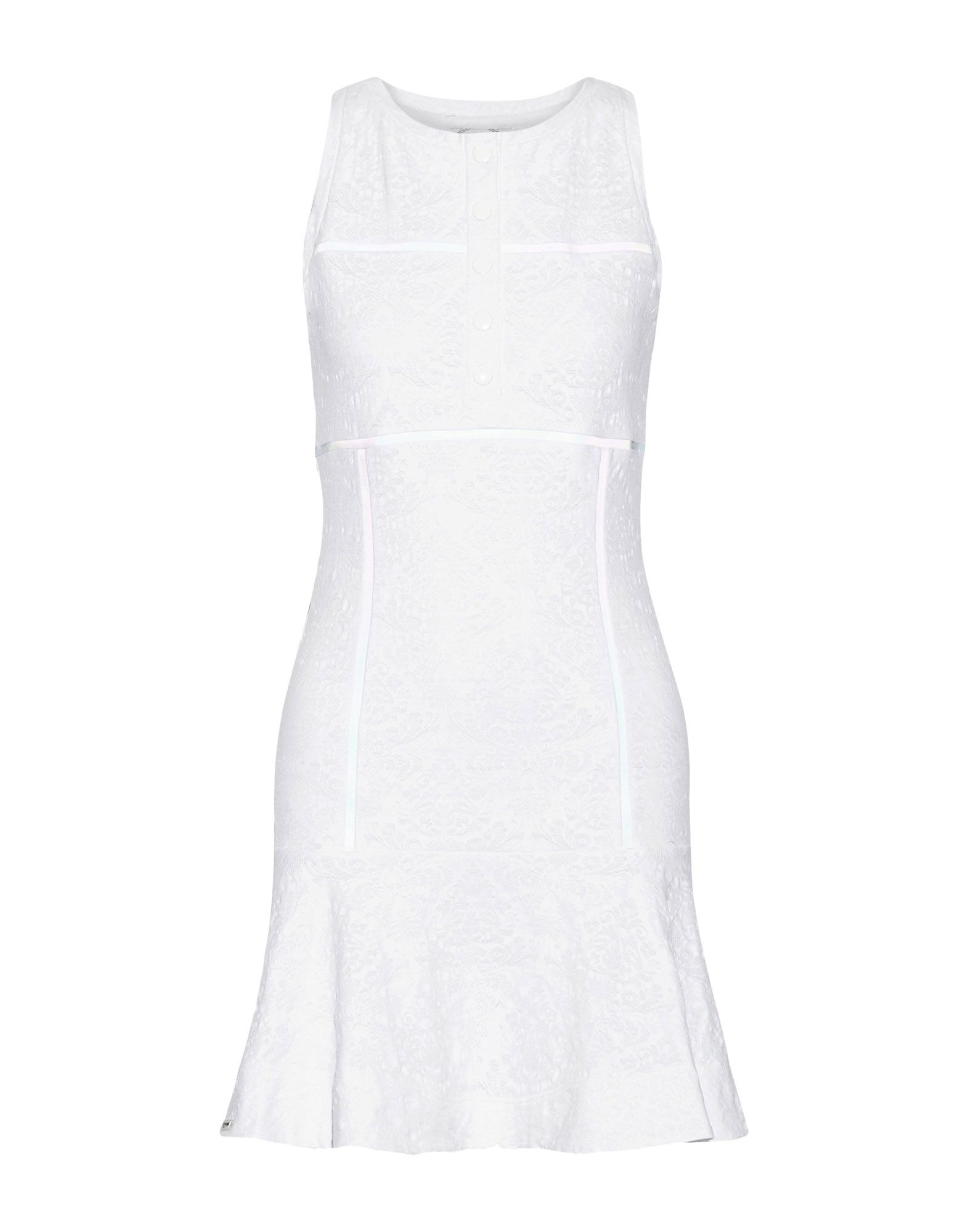 L'ETOILE SPORT Short Dress in White