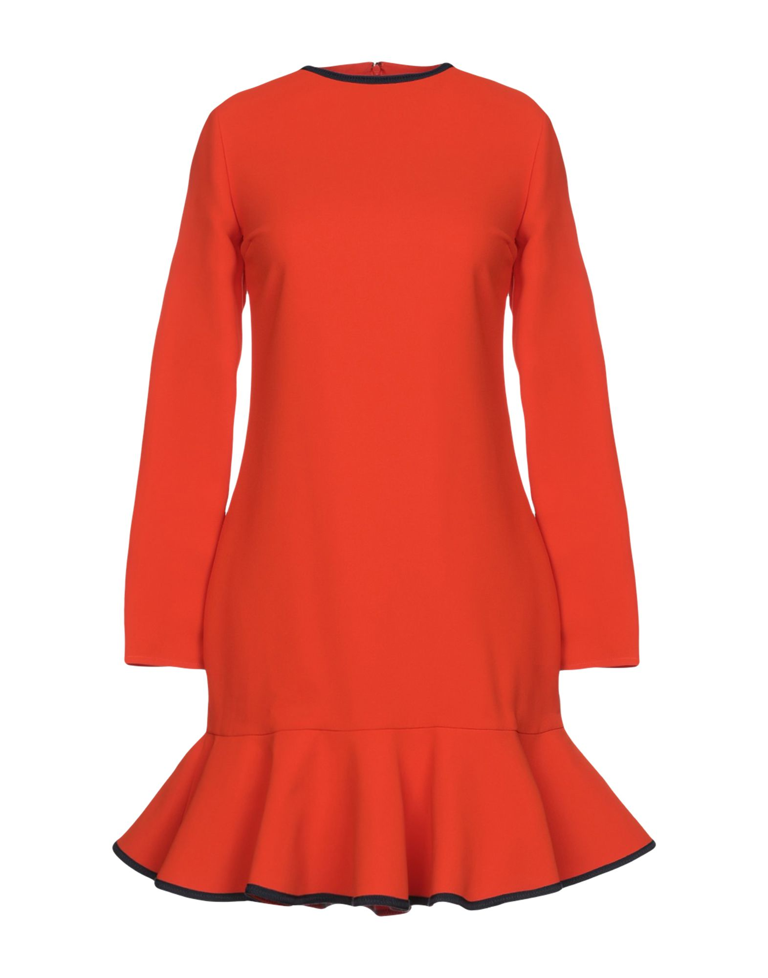 VICTORIA, VICTORIA BECKHAM Короткое платье victoria обувь для активного отдыха victoria vca106664 зеленый