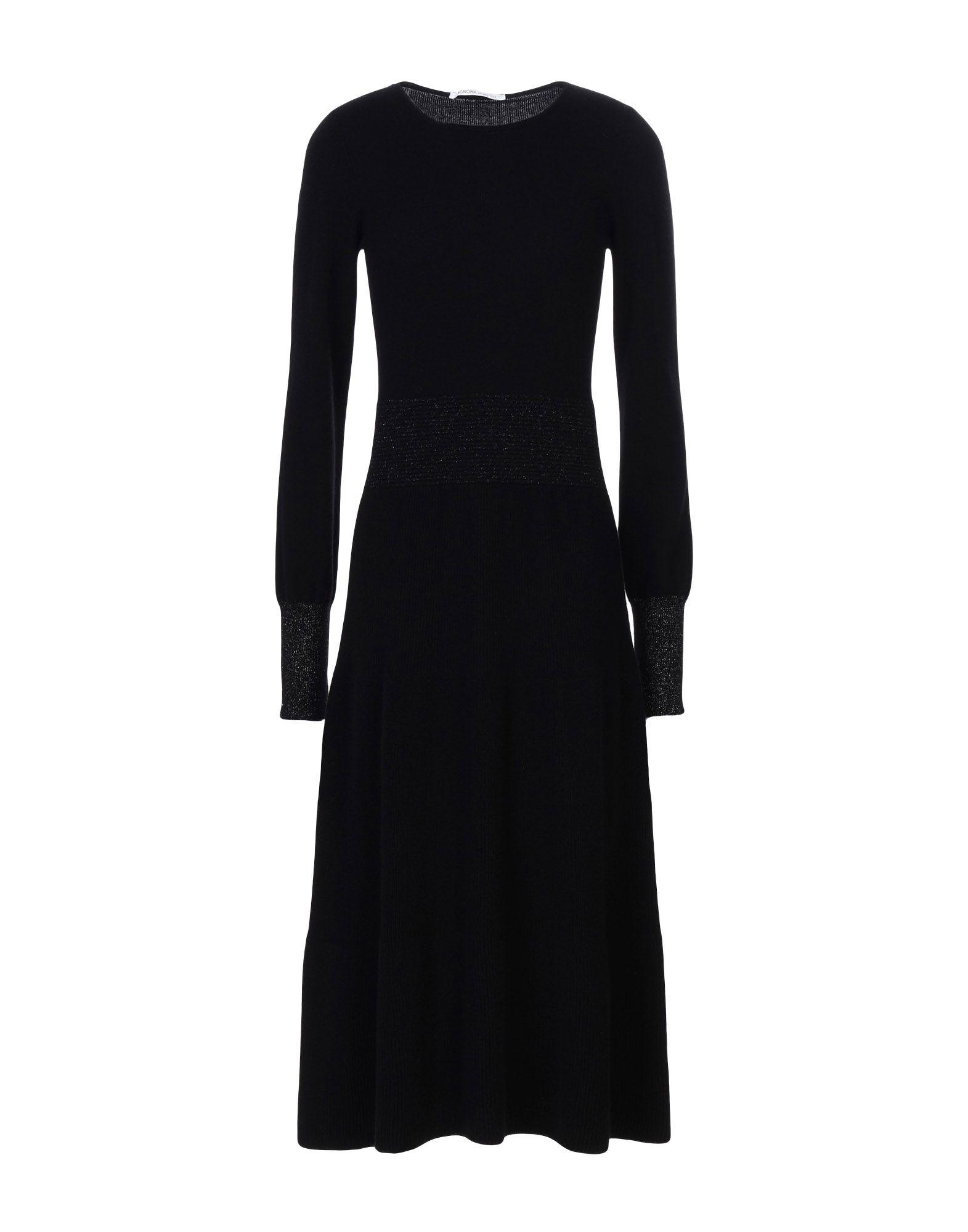 AGNONA Платье длиной 3/4 agnona юбка длиной 3 4