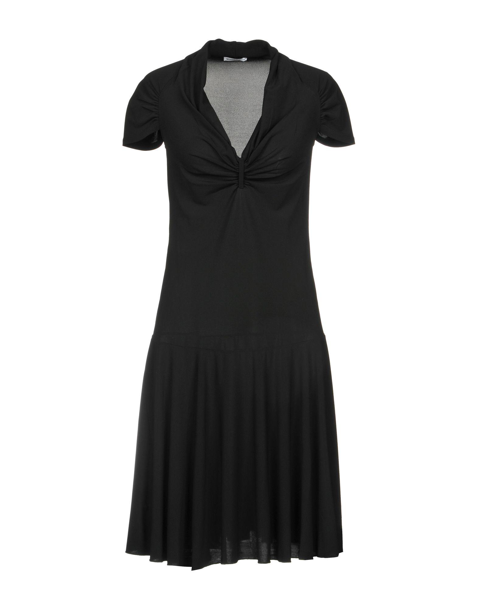 MAURICE ABOT Короткое платье цена 2017