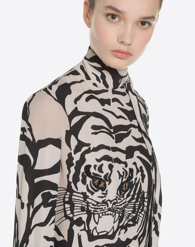 Vestido Tiger Re-edition