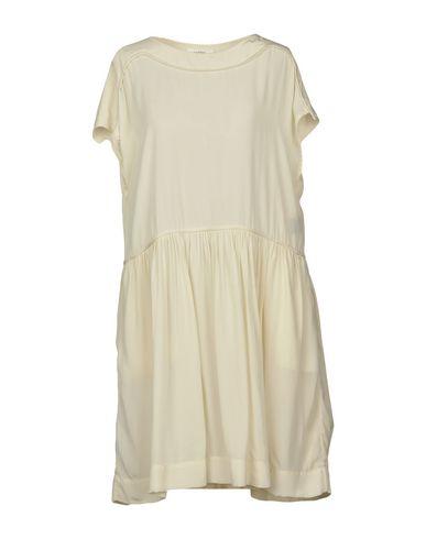 Купить Платье до колена от ISABEL MARANT ÉTOILE цвет слоновая кость