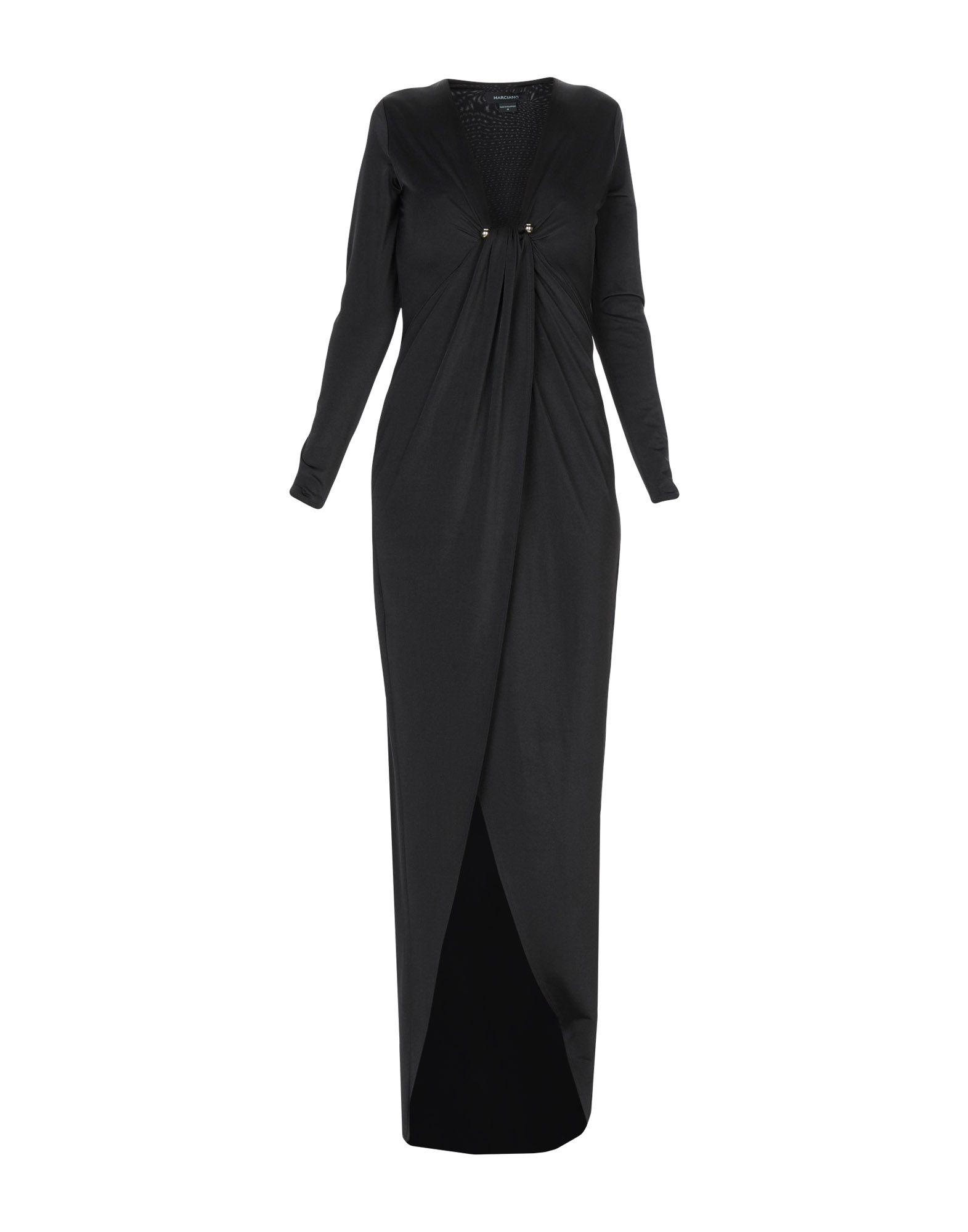 GUESS BY MARCIANO Длинное платье платье marciano guess 71g746 8220z a996