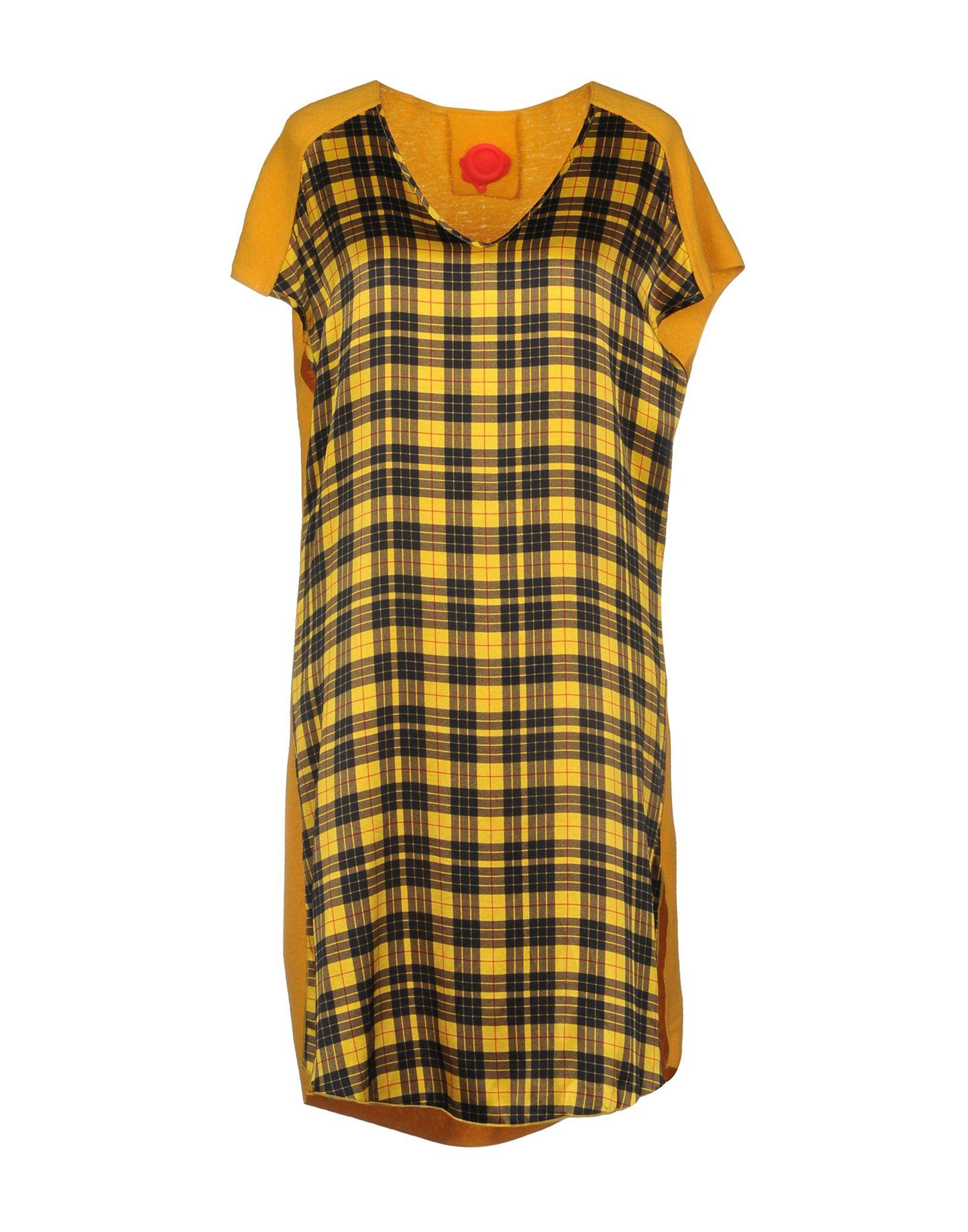 ULTRA'CHIC Короткое платье achillea короткое платье