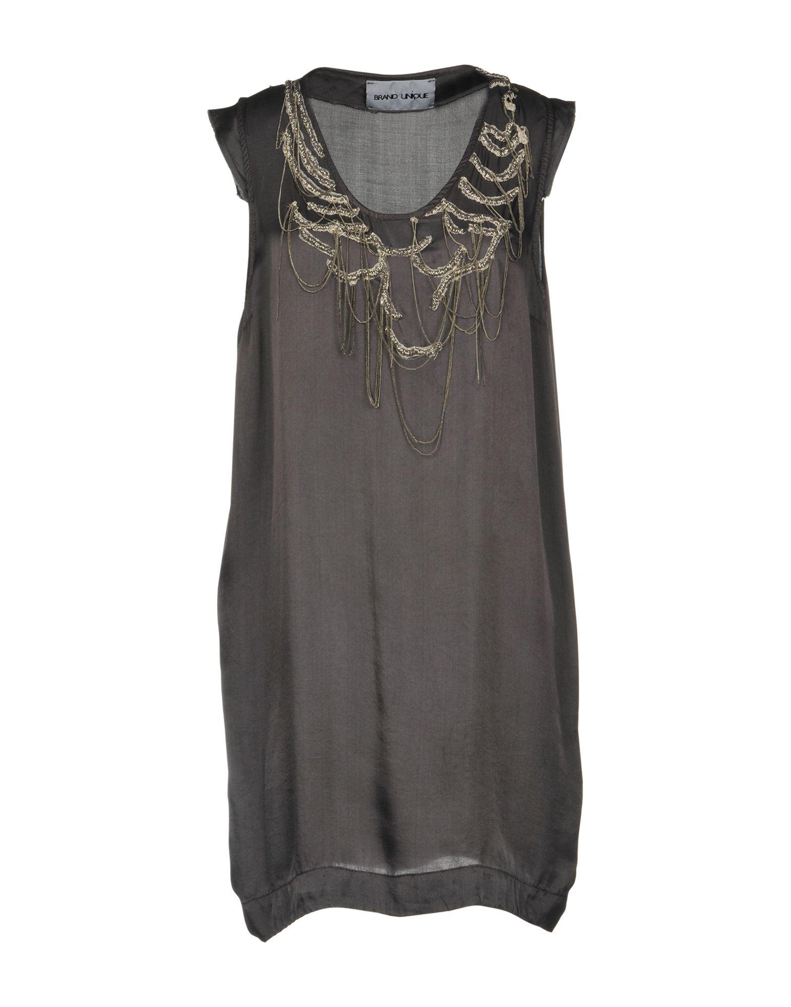 BRAND UNIQUE Короткое платье achillea короткое платье