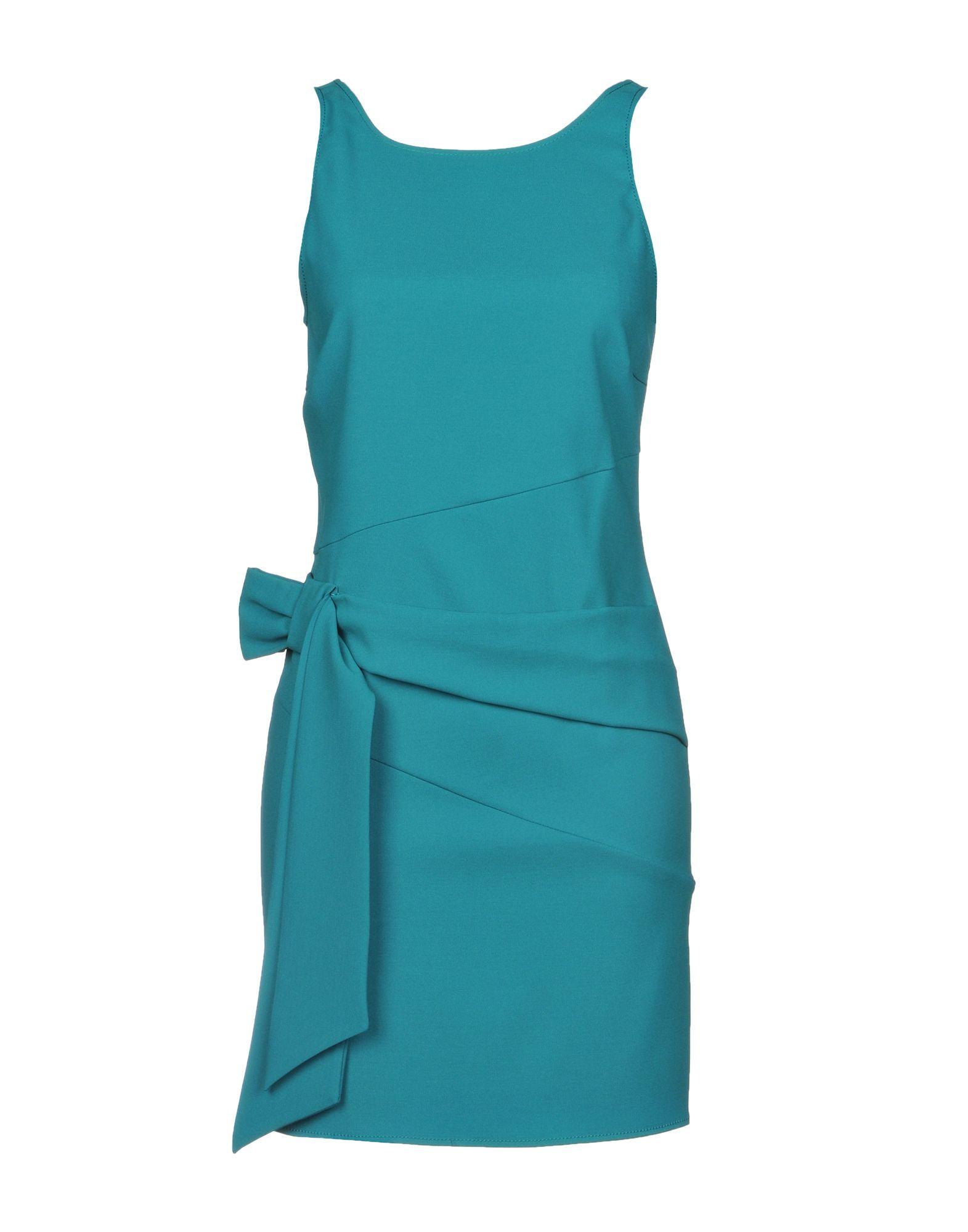 CARLA G. Короткое платье цены онлайн
