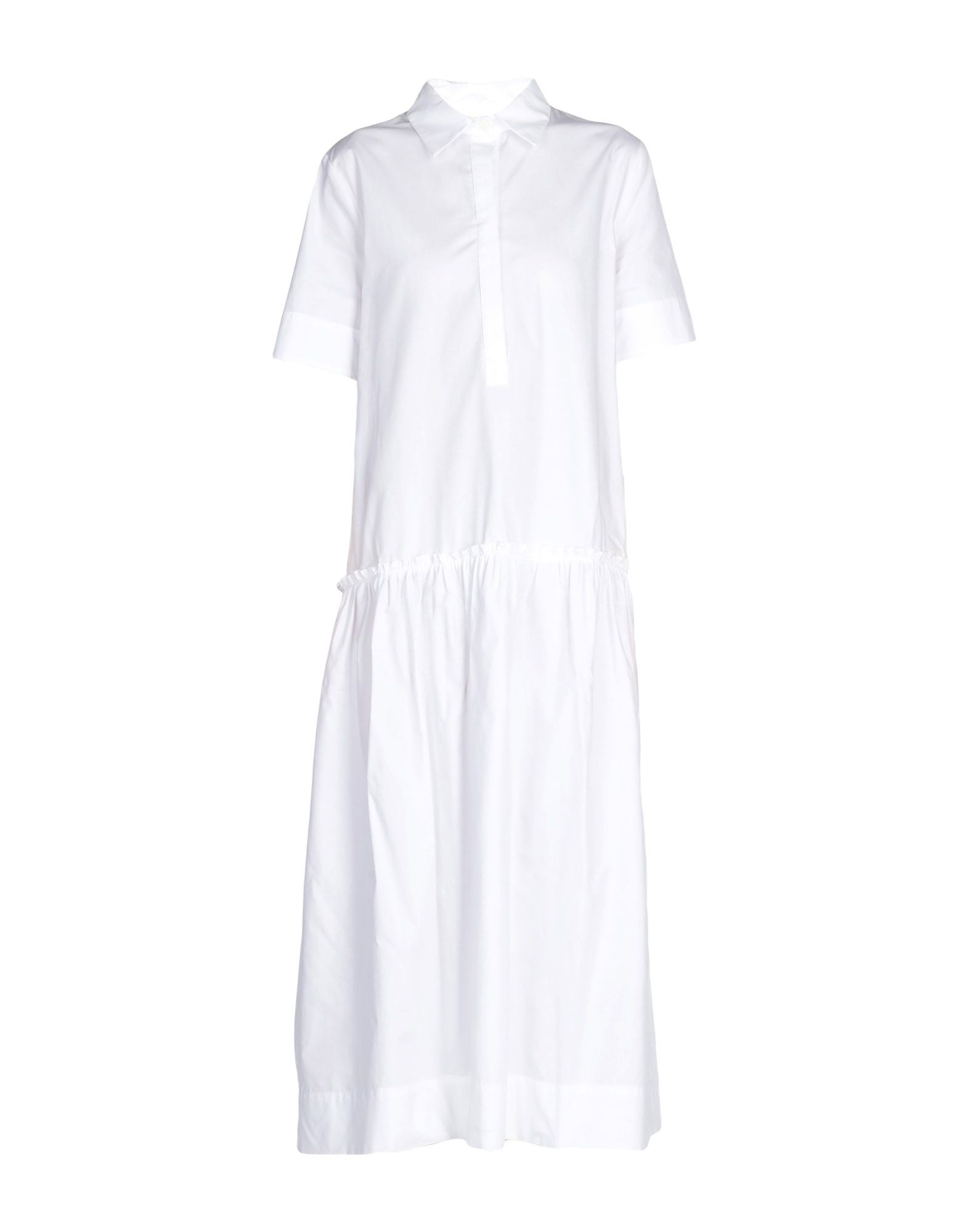MIAHATAMI Long Dress in White