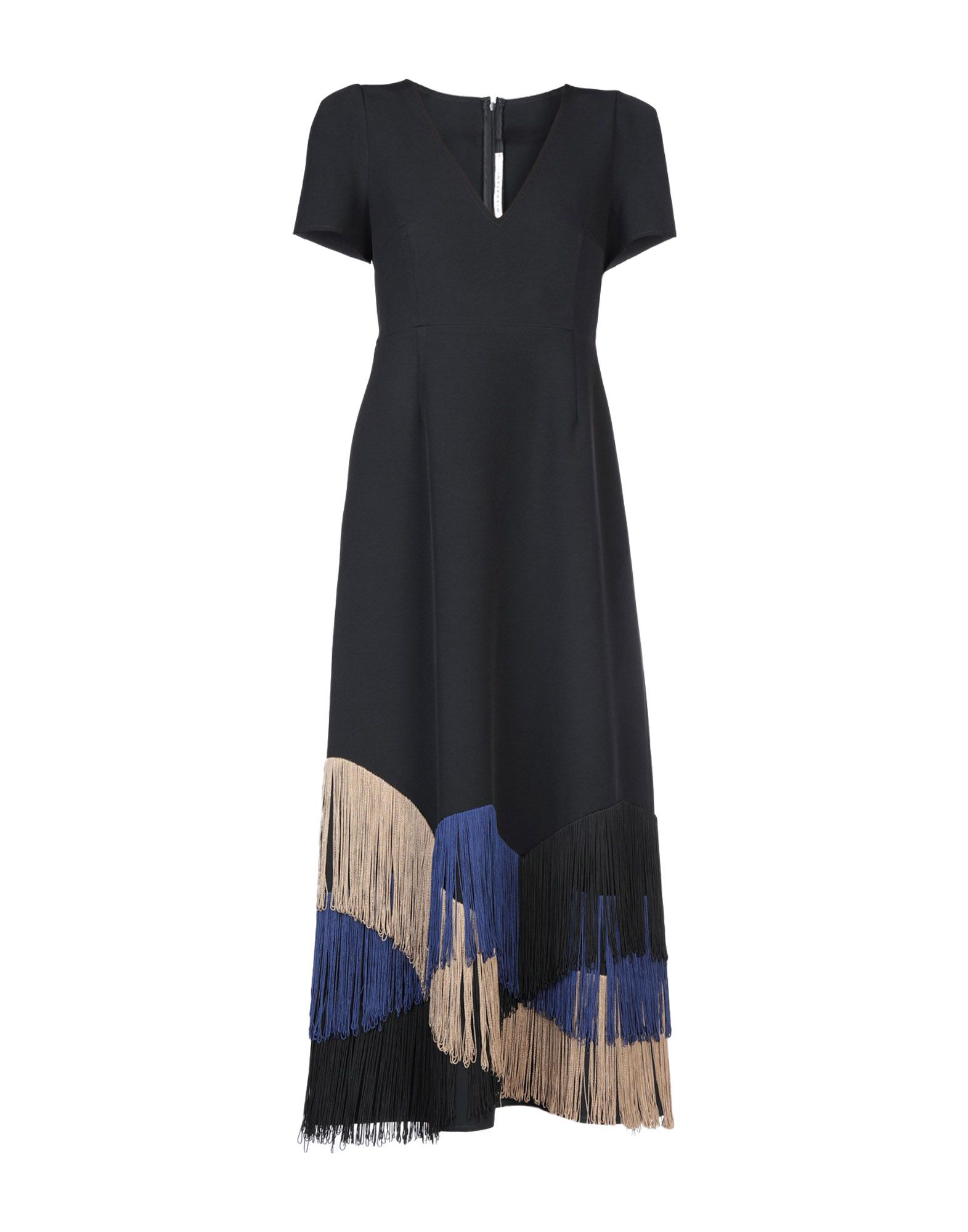 MIAHATAMI Long Dress in Black