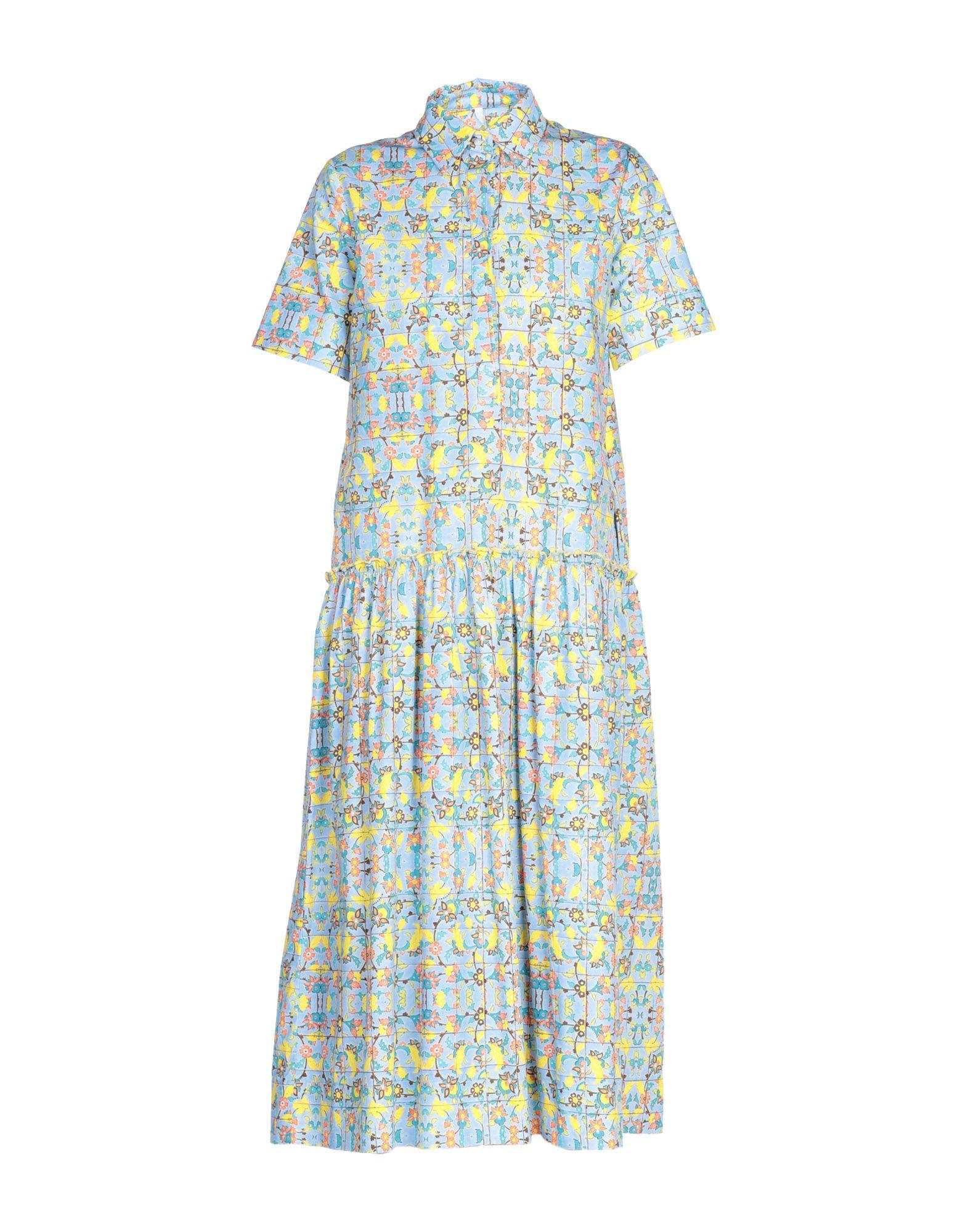 MIAHATAMI Платье длиной 3/4 miahatami платье длиной 3 4