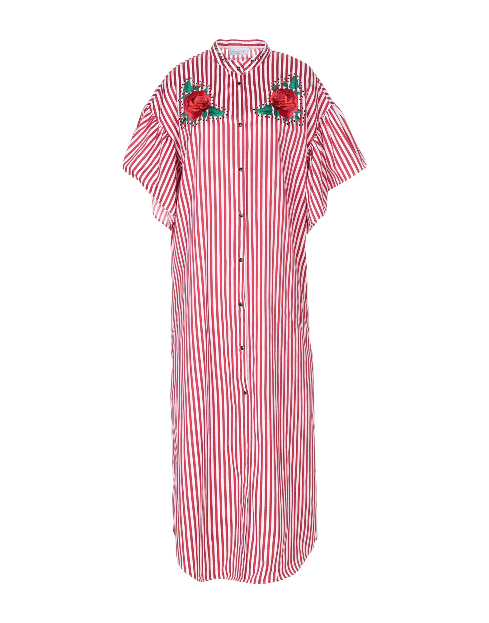 GAëLLE Paris Длинное платье