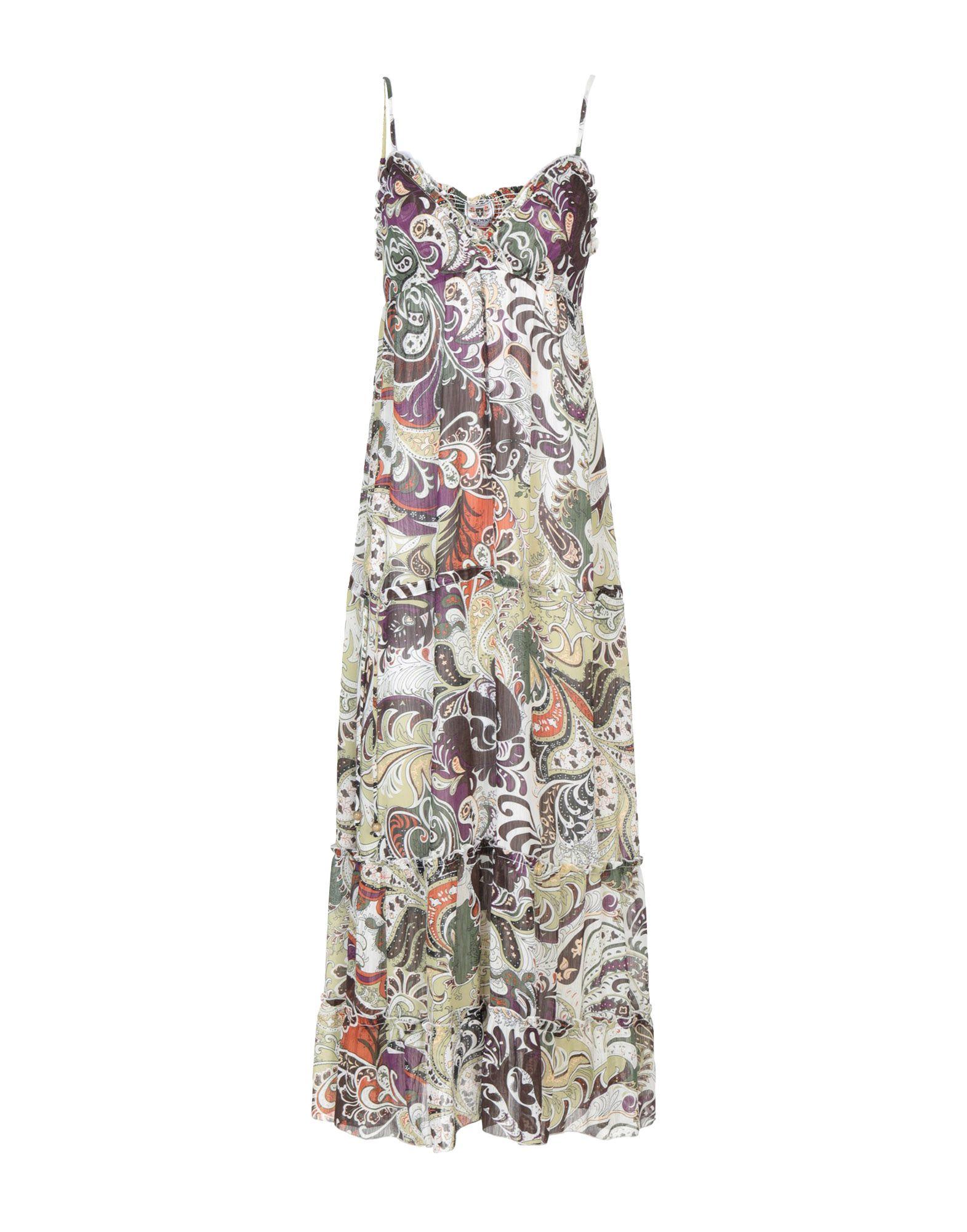 ZU+ELEMENTS Длинное платье