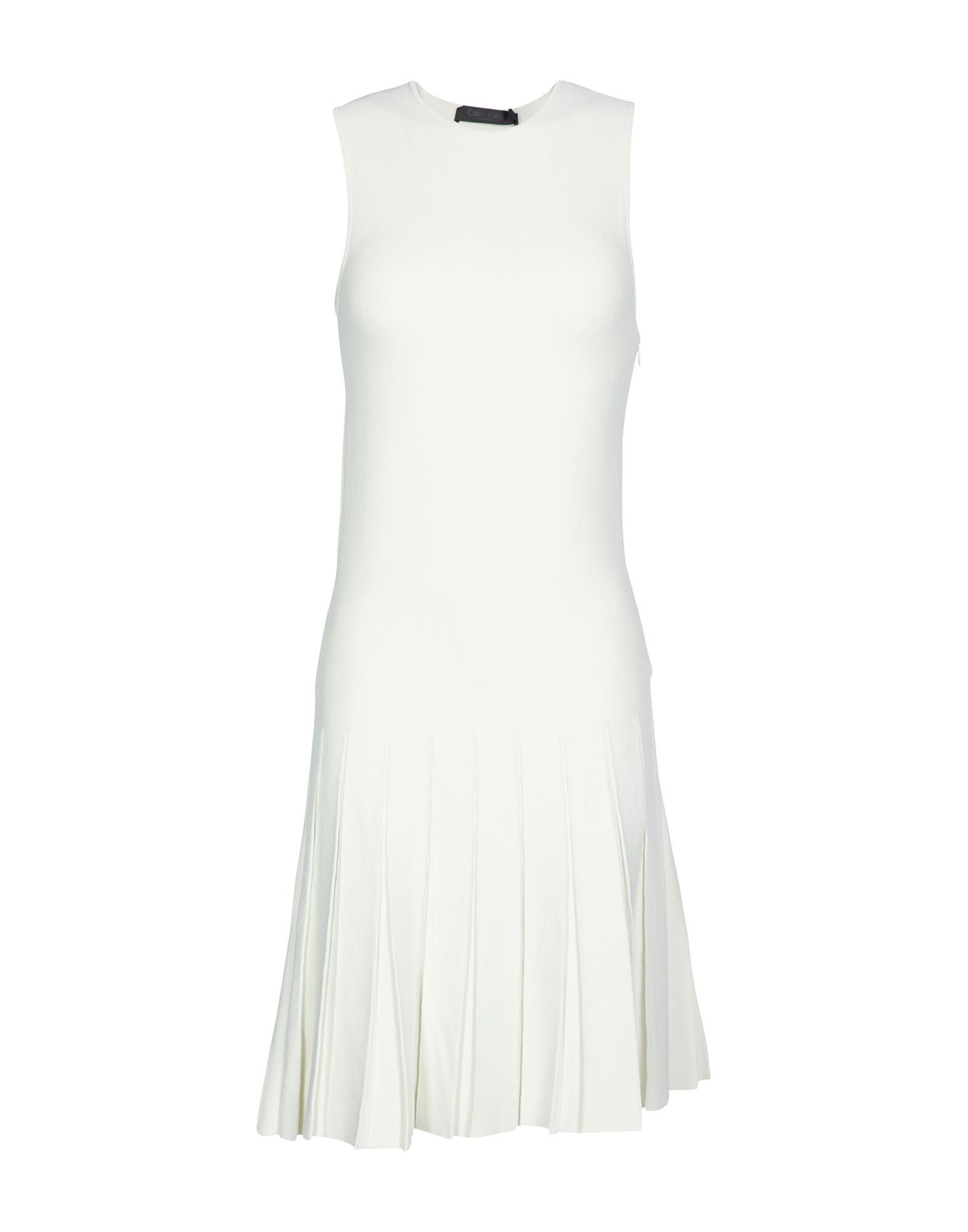 CALVIN KLEIN COLLECTION Короткое платье платье calvin klein