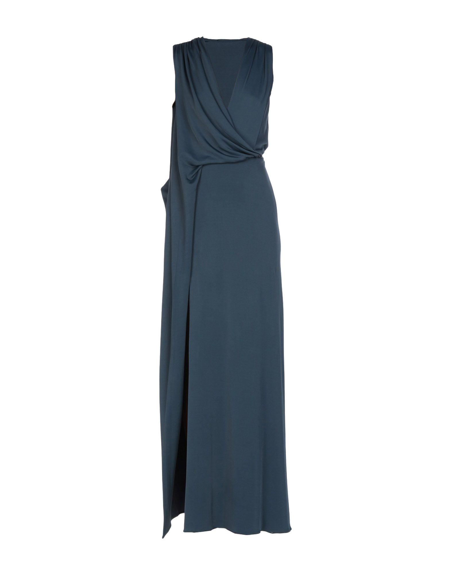 CUSHNIE Длинное платье