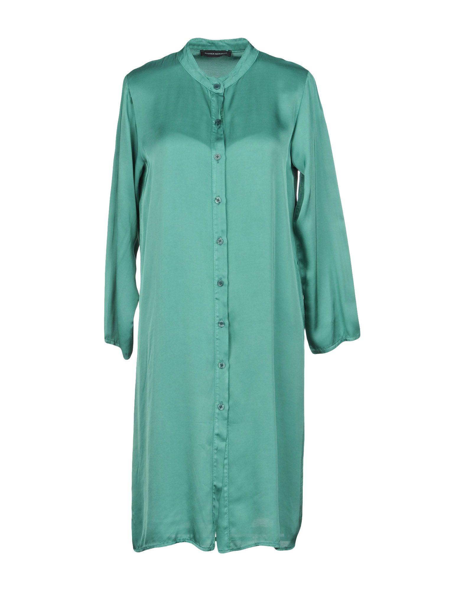 ANDREA MORANDO Платье до колена цена 2017