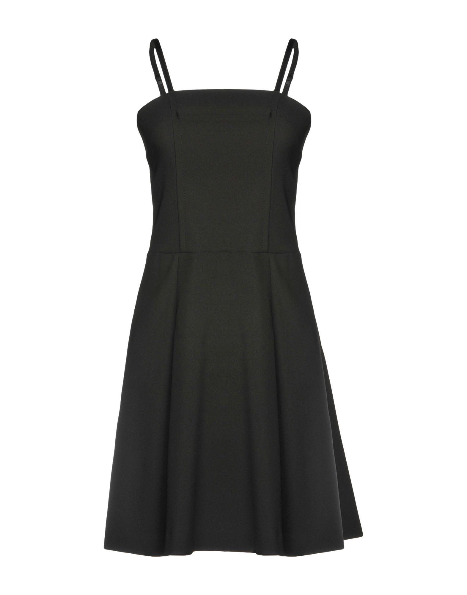 ANDREA MORANDO Короткое платье цены онлайн